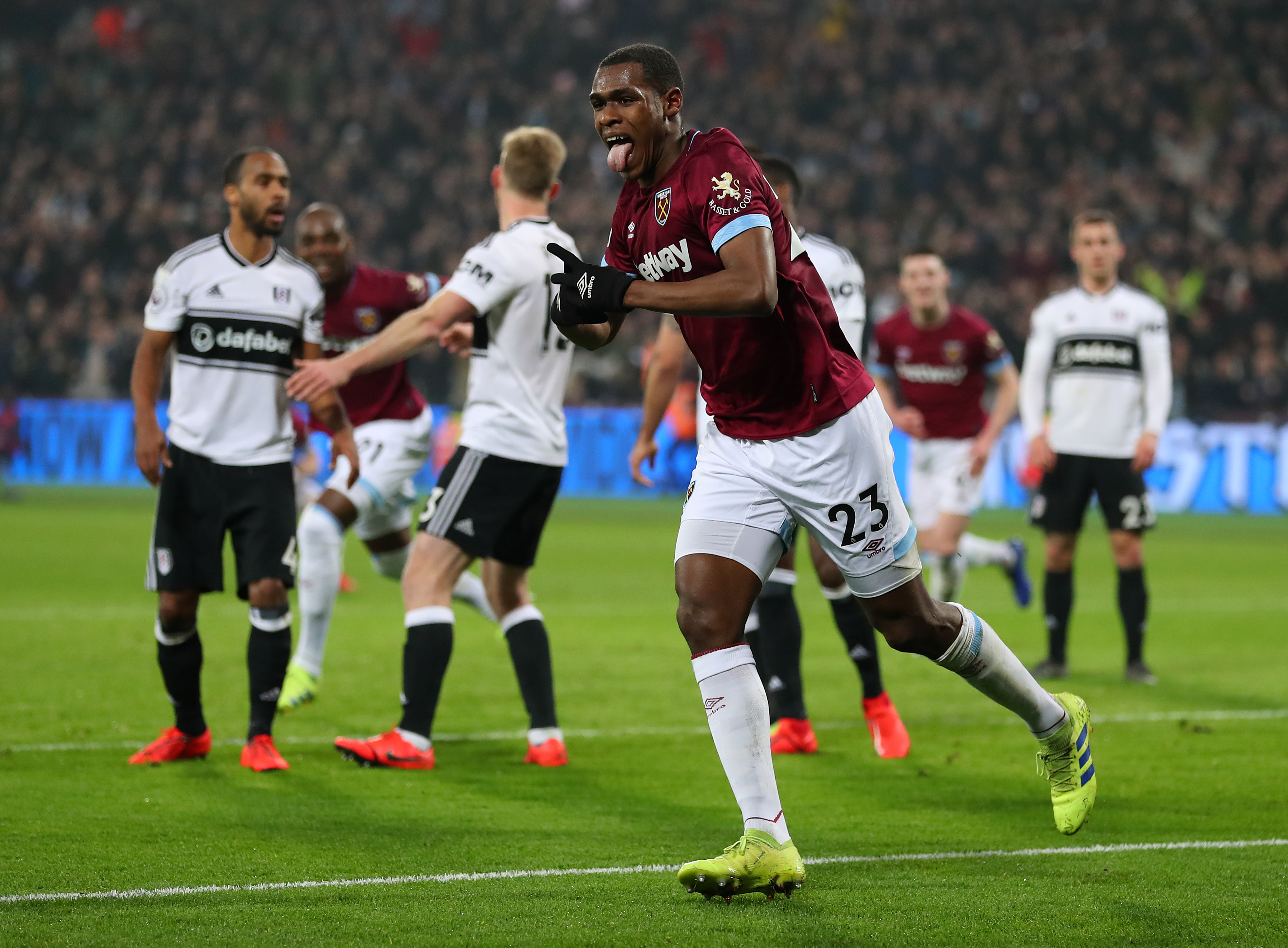 West Ham United v Fulham FC - Premier League