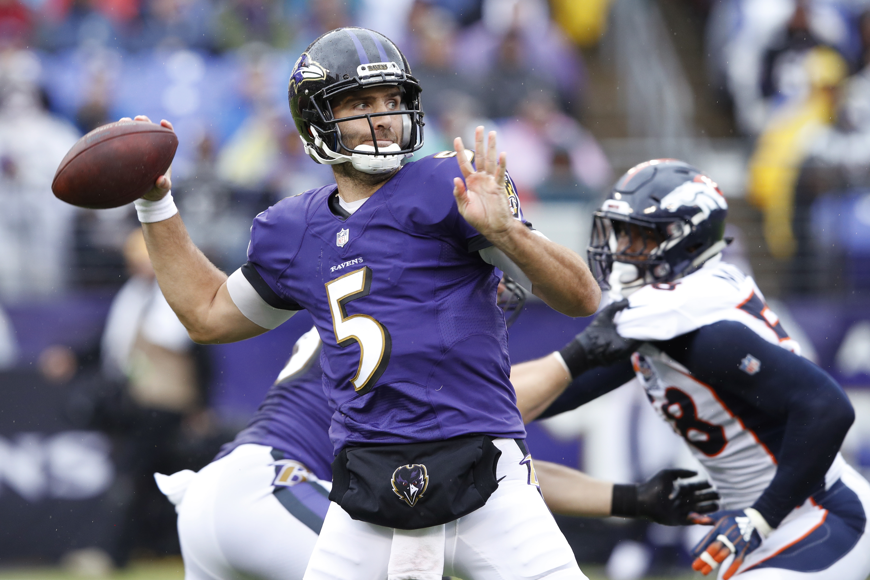 fc65ebe0 Joe Flacco trade is just one piece of Denver Broncos 2019 puzzle ...