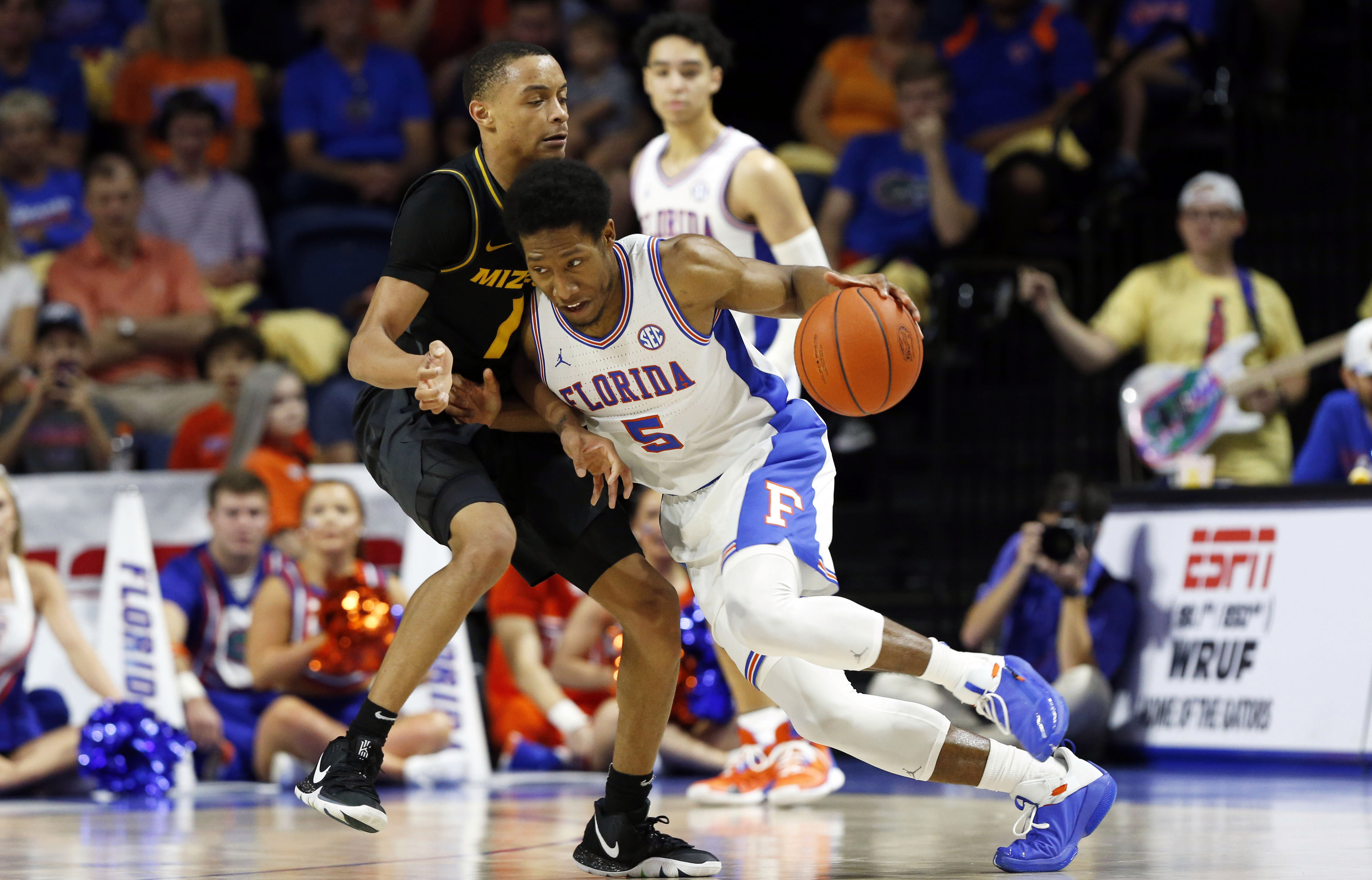 new concept eee7d fa8e2 Florida claws back from big deficit, staves off bad loss vs ...