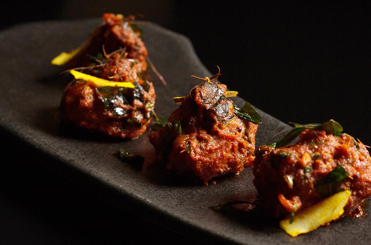 Farzi Cafe London's wagyu beef and bone marrow divided London's critics
