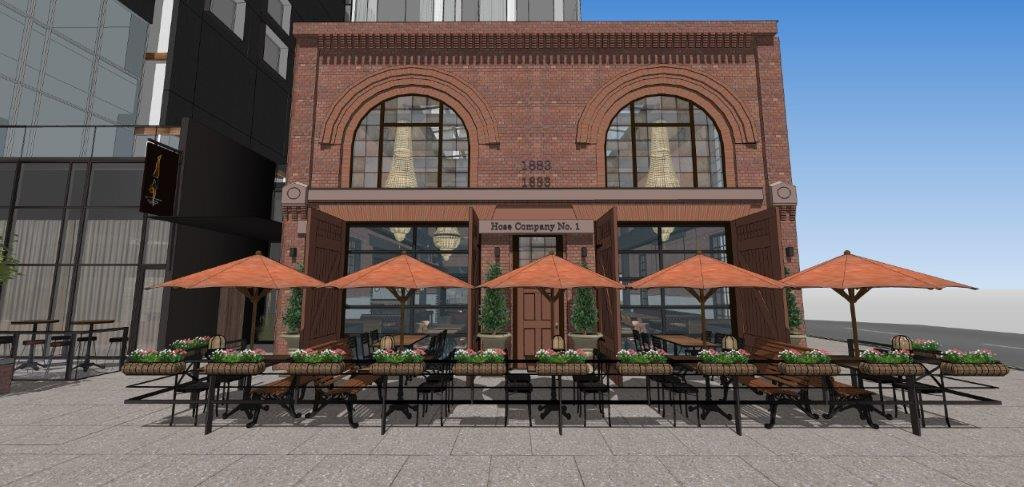 Woodie Fisher opens this spring near Union Station