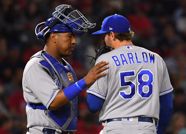 MLB: Kansas City Royals at Los Angeles Angels