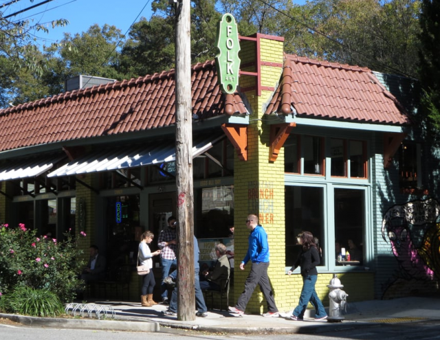 Food Network Darling Folk Art Diner Plans to Open a Decatur Location