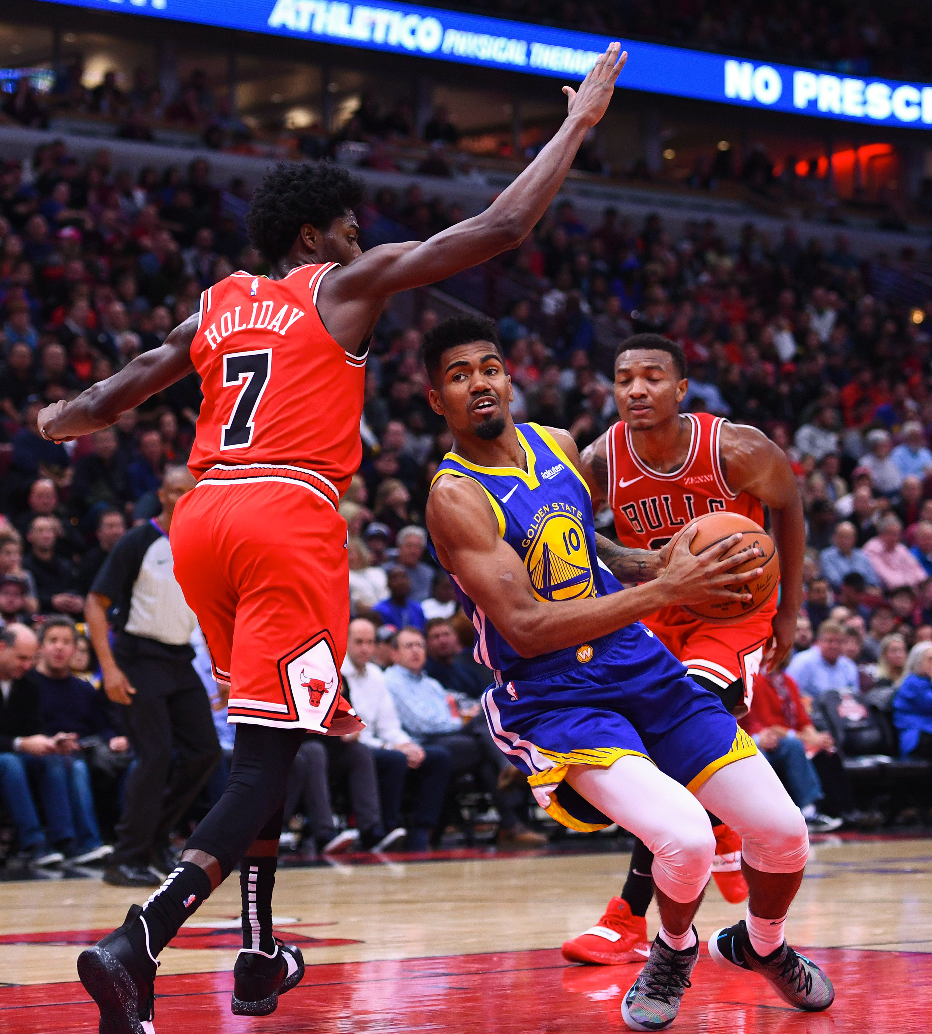 a7dff7ad130 A reality check about Warriors rookie Jacob Evans III - Golden State ...
