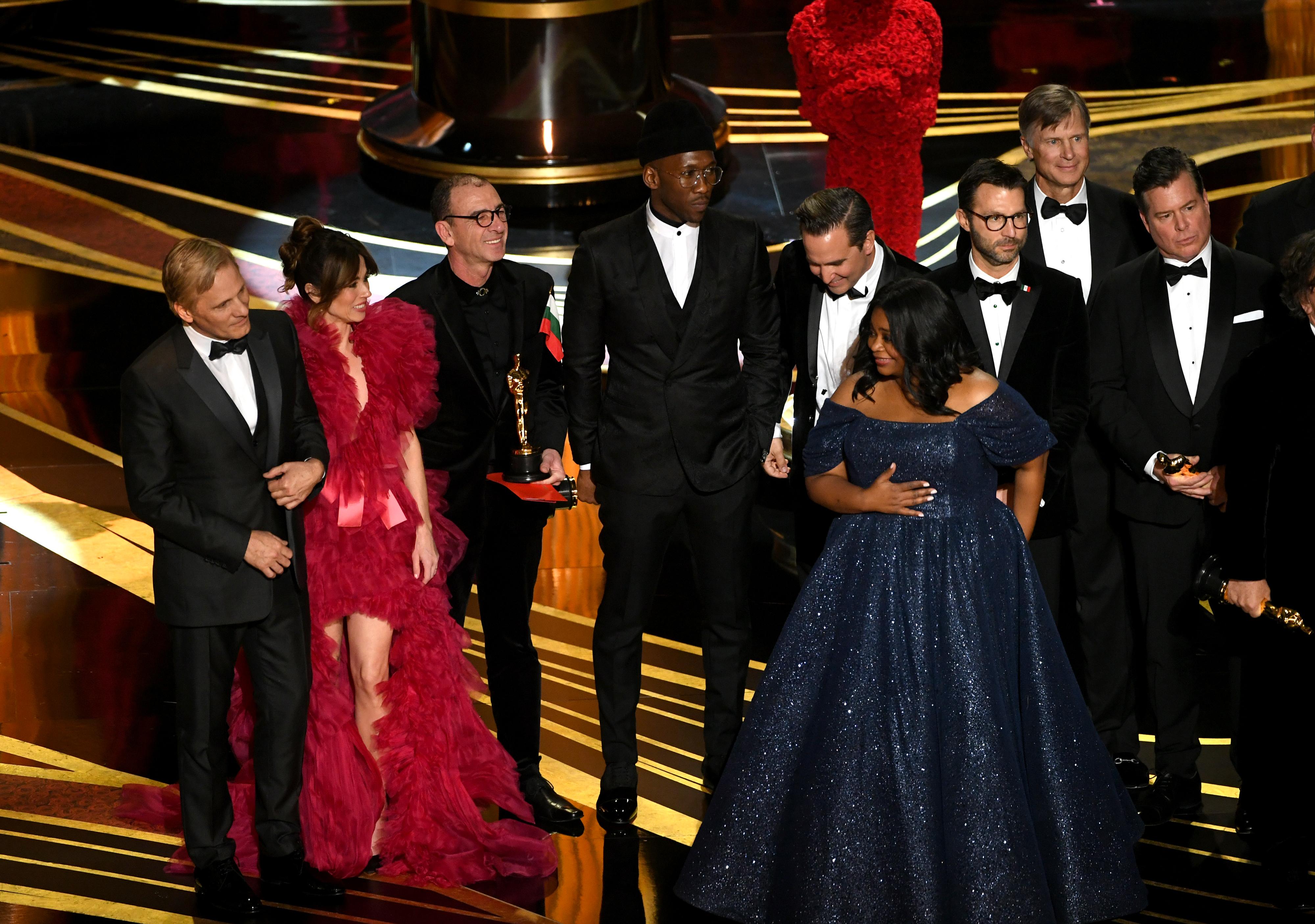 Oscars - The Ringer