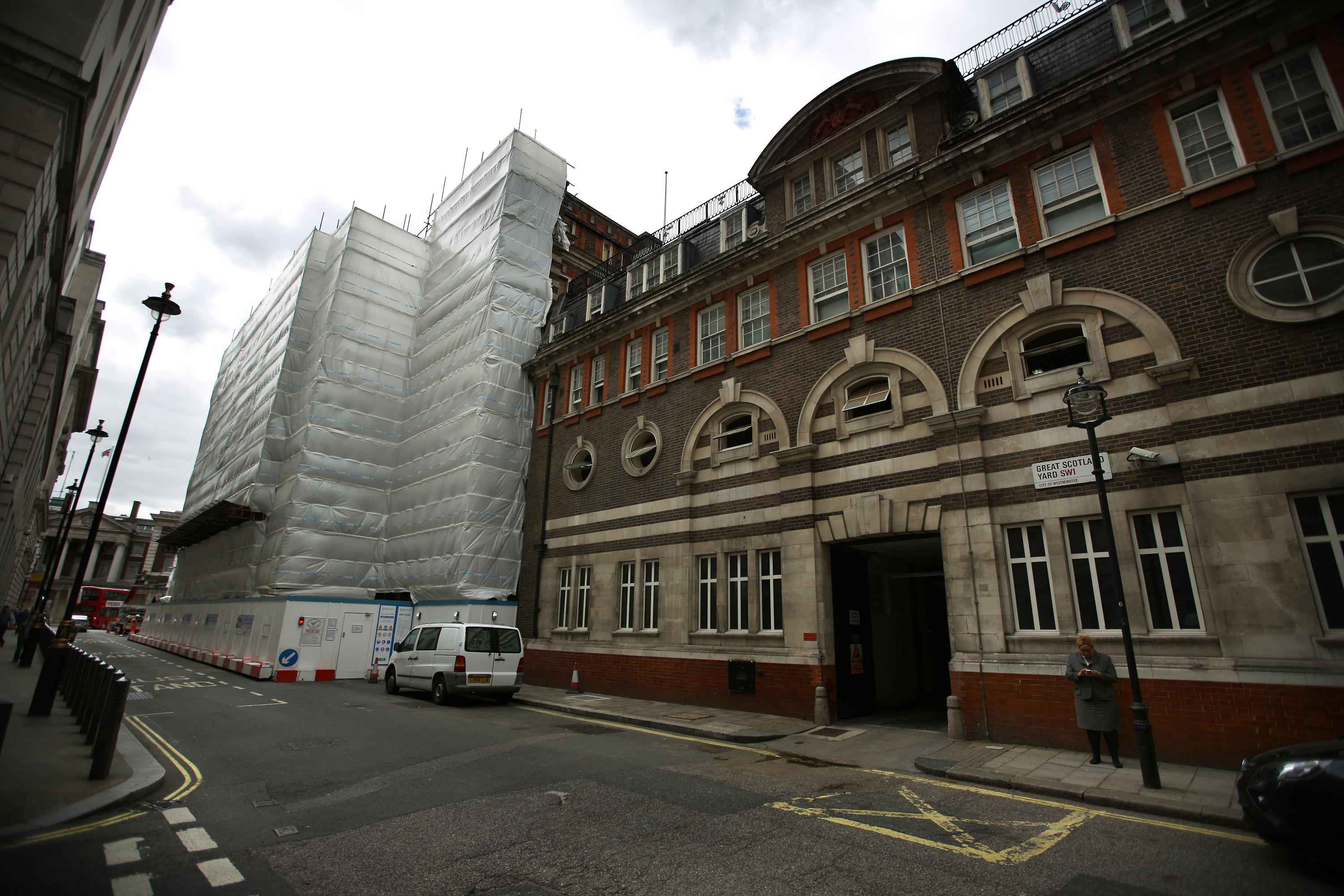 Great Scotland Yard London will become a restaurant and hotel owned by Hyatt