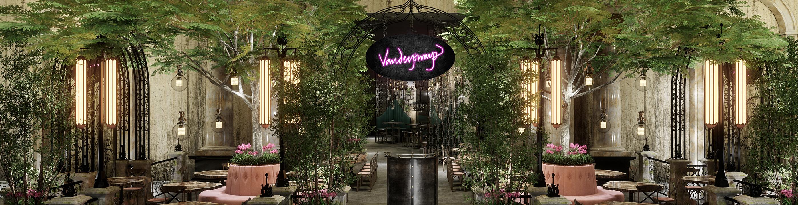 Vanderpump Cocktail Garden