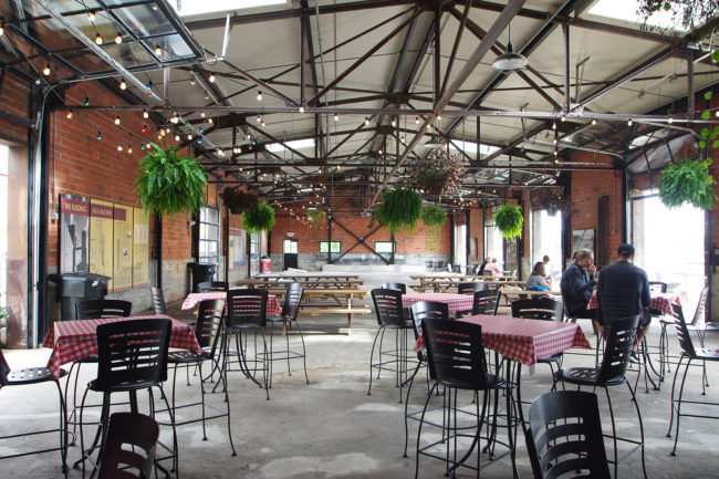 Saint Paul's Riverside Dining Will Now Be Catered by Zoo Food Company