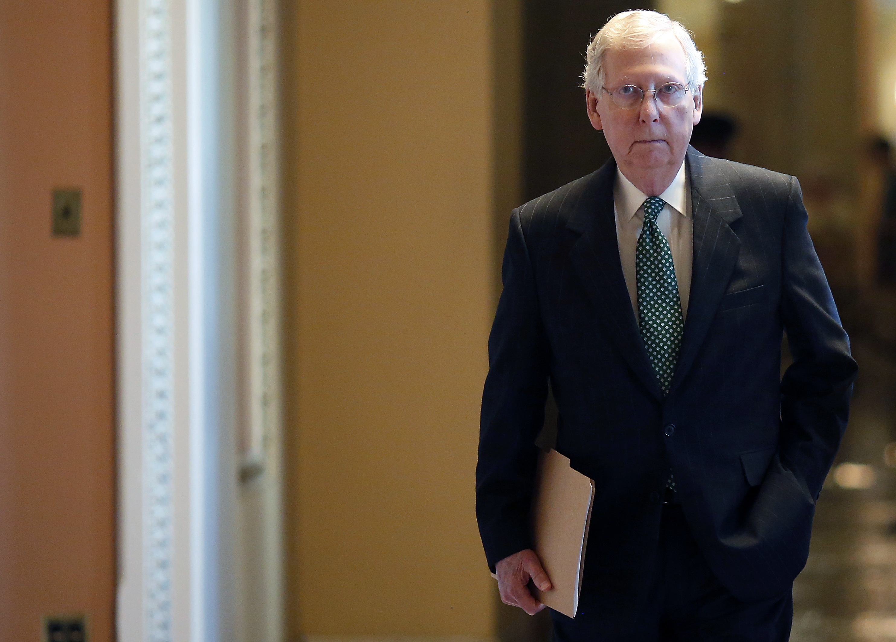 McConnell thinks North Carolina's election fraud scandal is a case for voter ID. It isn't.