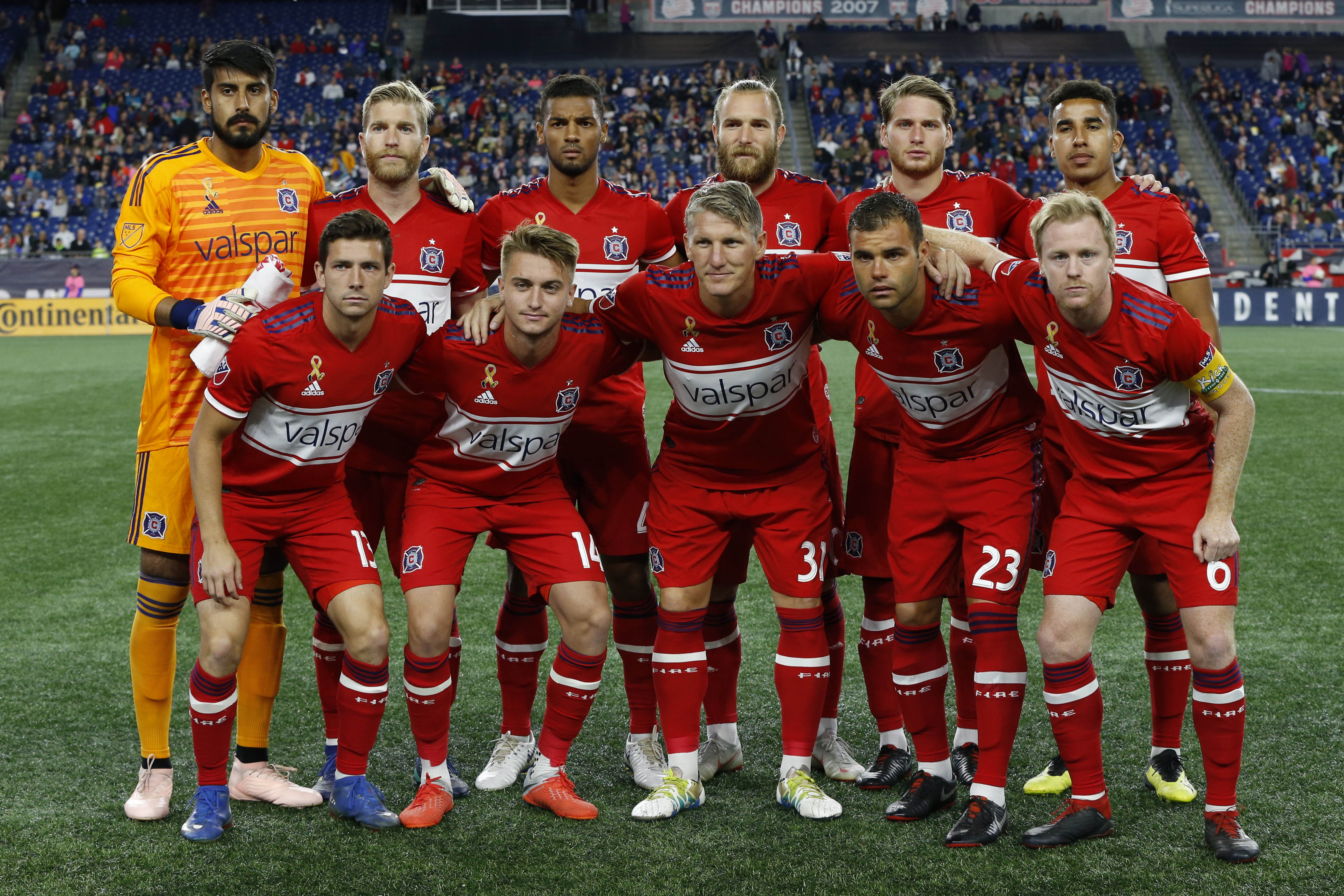 Chicago Fire 2019 MLS Preview - Hot Time In Old Town