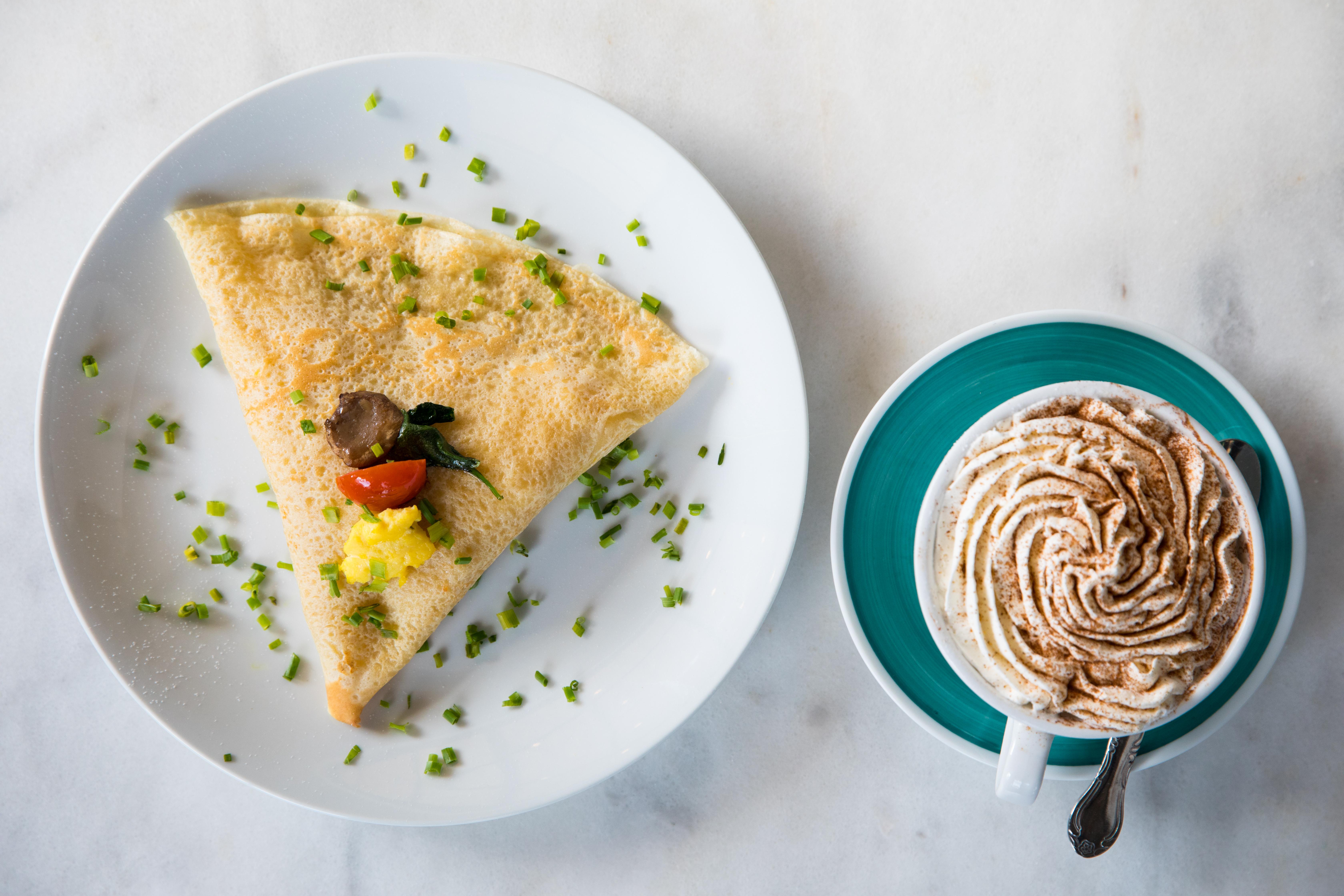 Brunch Favorite Sweet Paris Crêperie & Café Opens in The Woodlands
