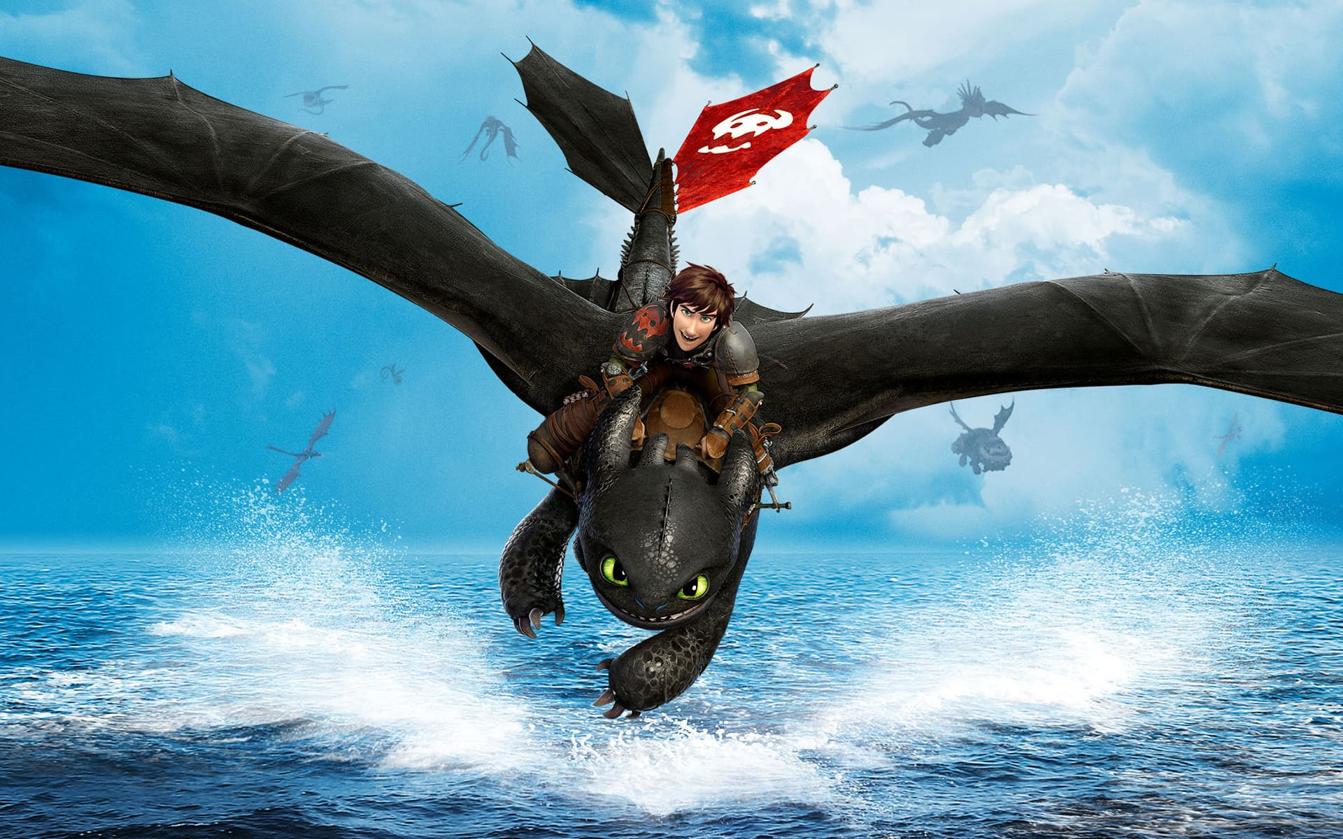 How the How to Train Your Dragon trilogy wound up with the most thrilling music since Star Wars