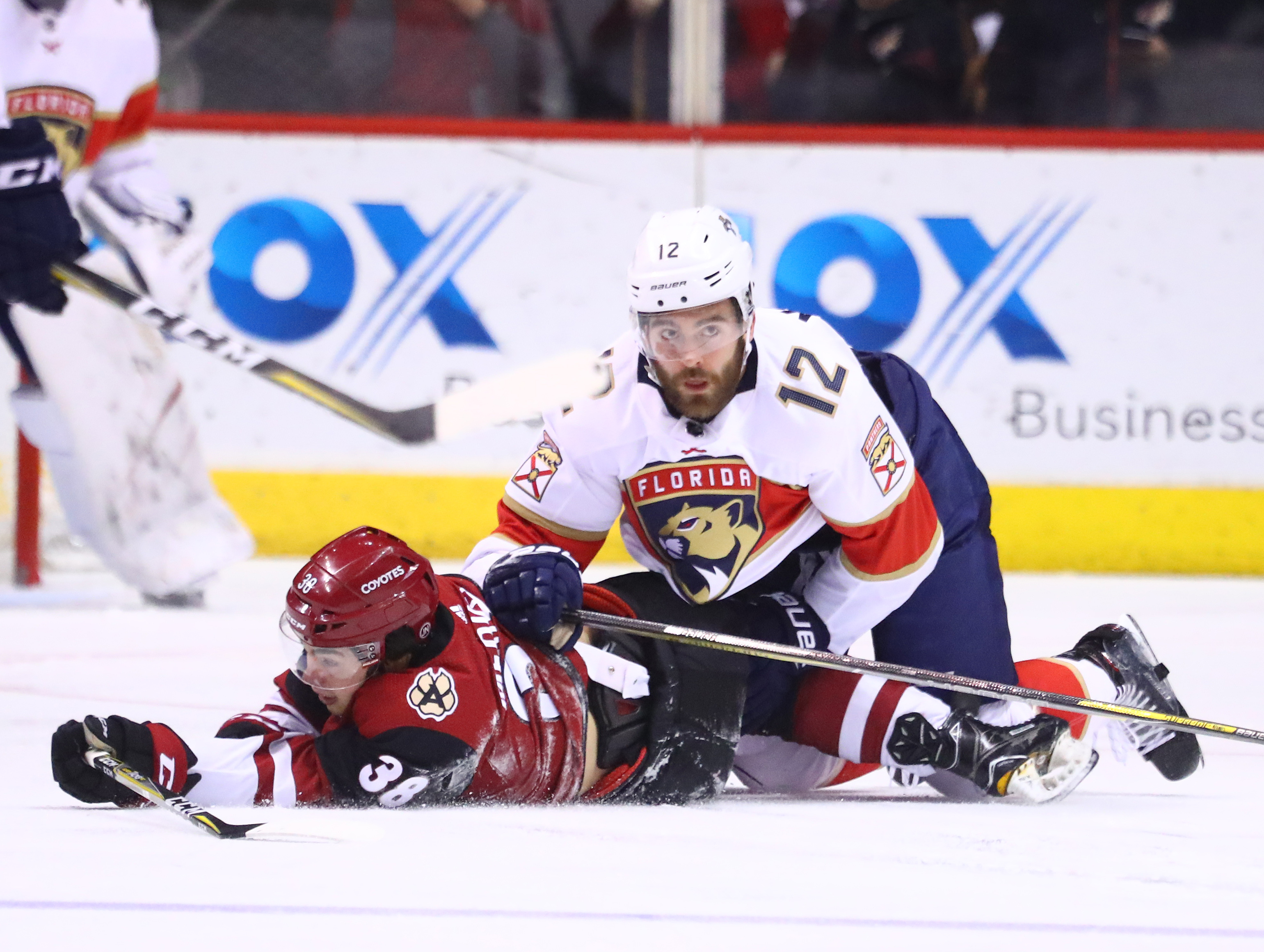 Recap Zebras Aid Coyotes In 4 3 Shootout Win Over Panthers Litter