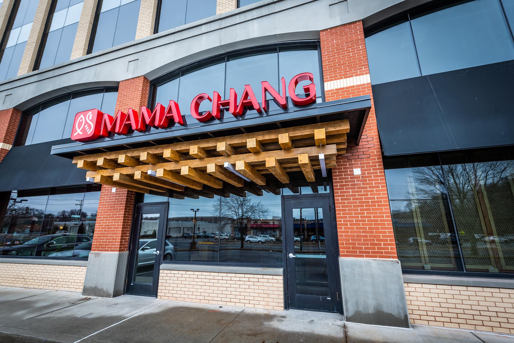 Mama Chang facade