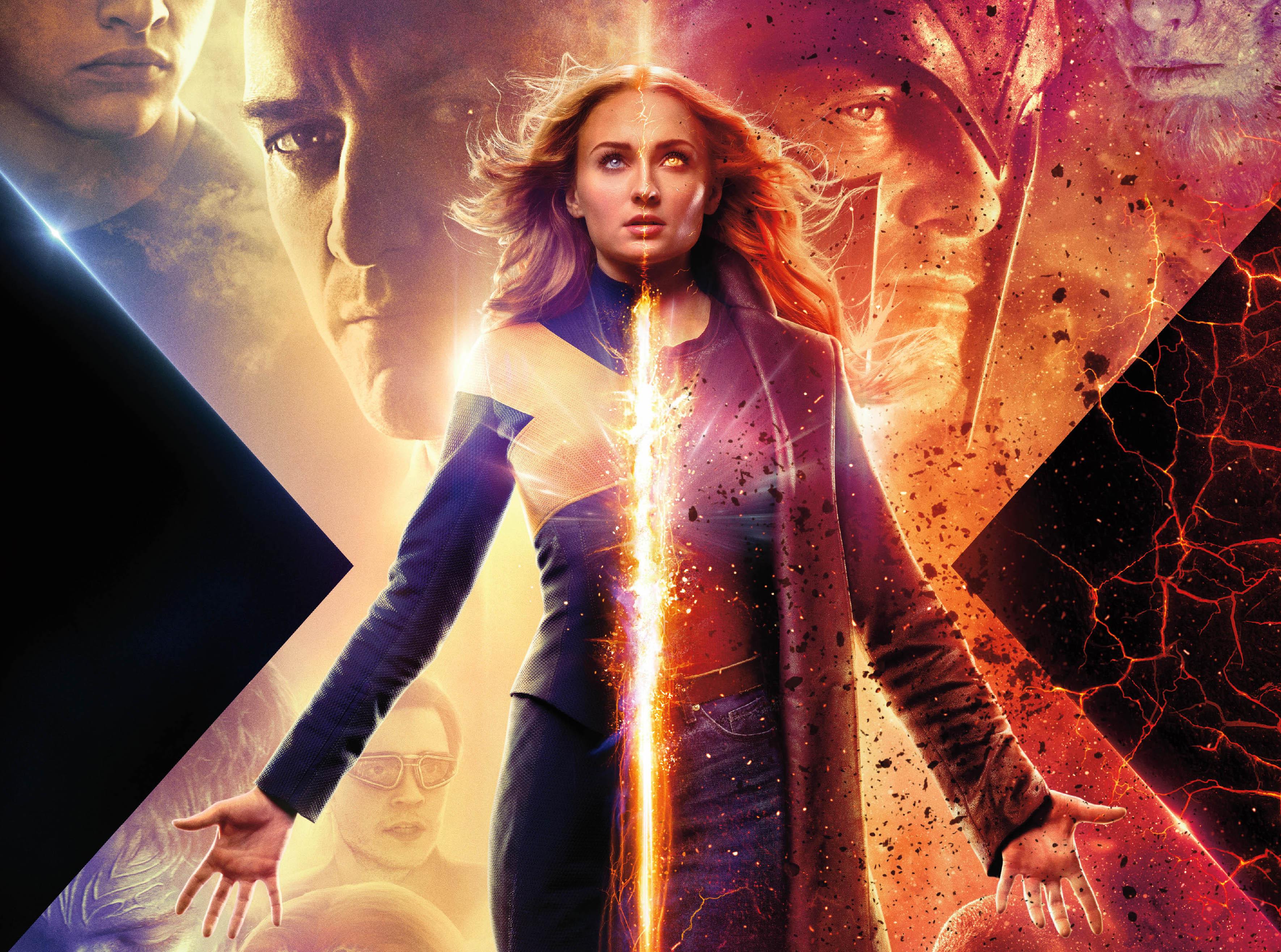 X- Men Dark Phoenix