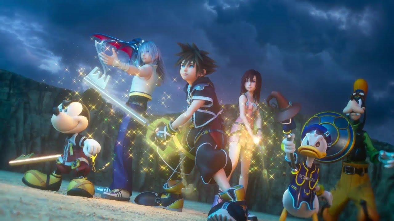 Kingdom Hearts 3 DLC will add more difficulty, deepen the story