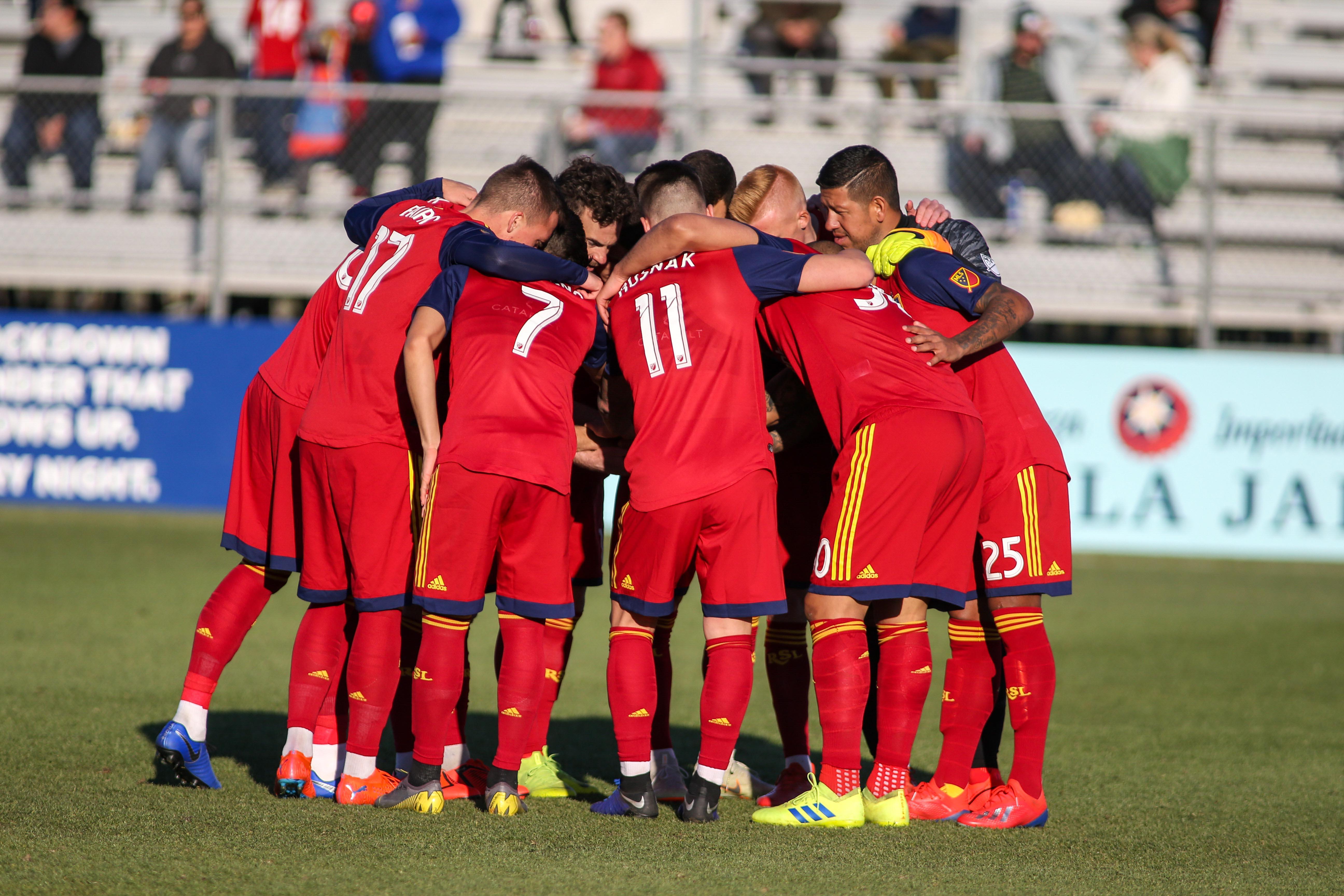MLS: Mobile Mini Sun Cup-Portland Timbers at Real Salt Lake