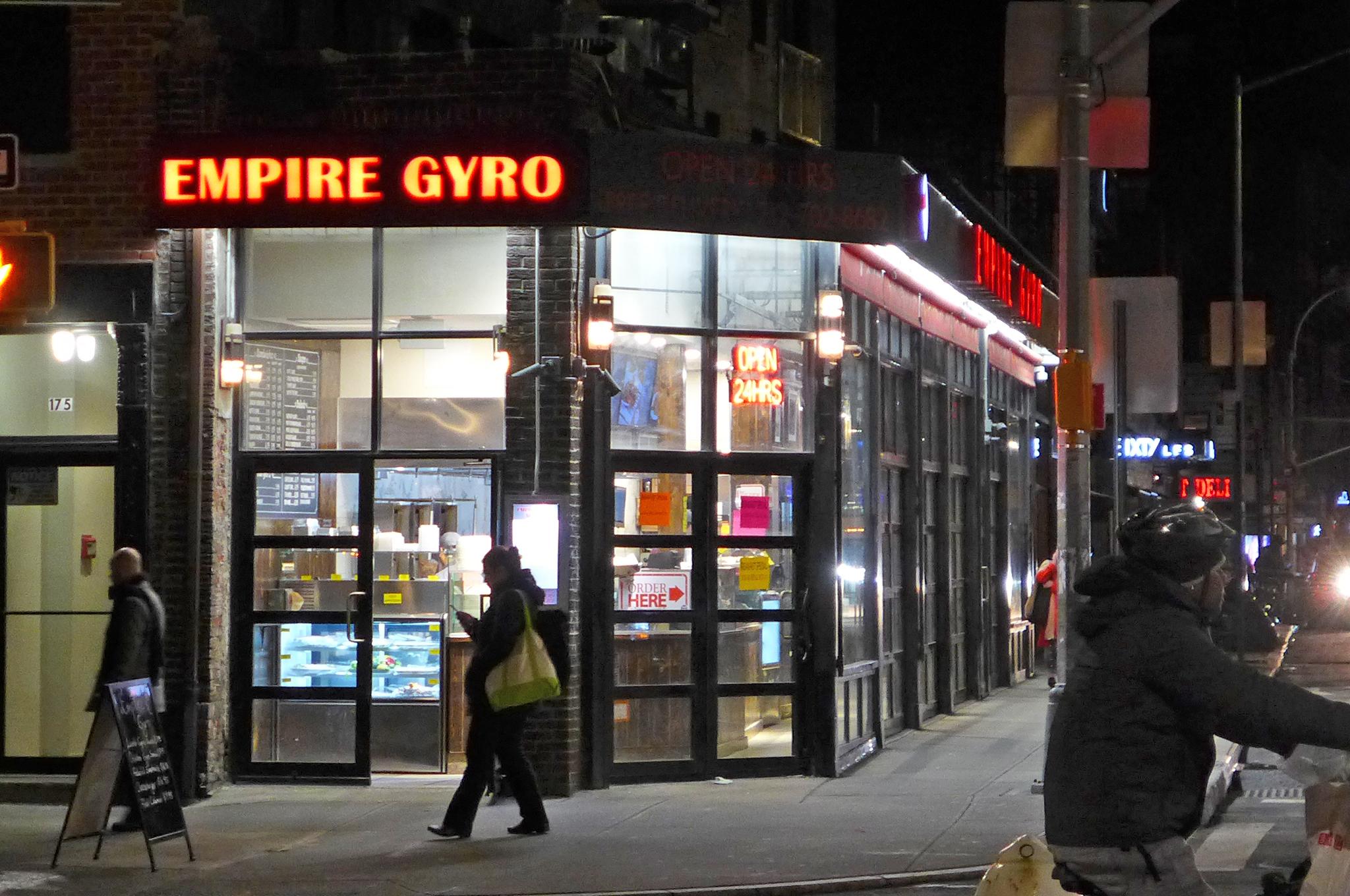 Empire Gyro