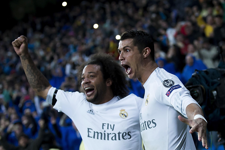 Real Madrid CF v VfL Wolfsburg - UEFA Champions League Quarter Final: Second Leg