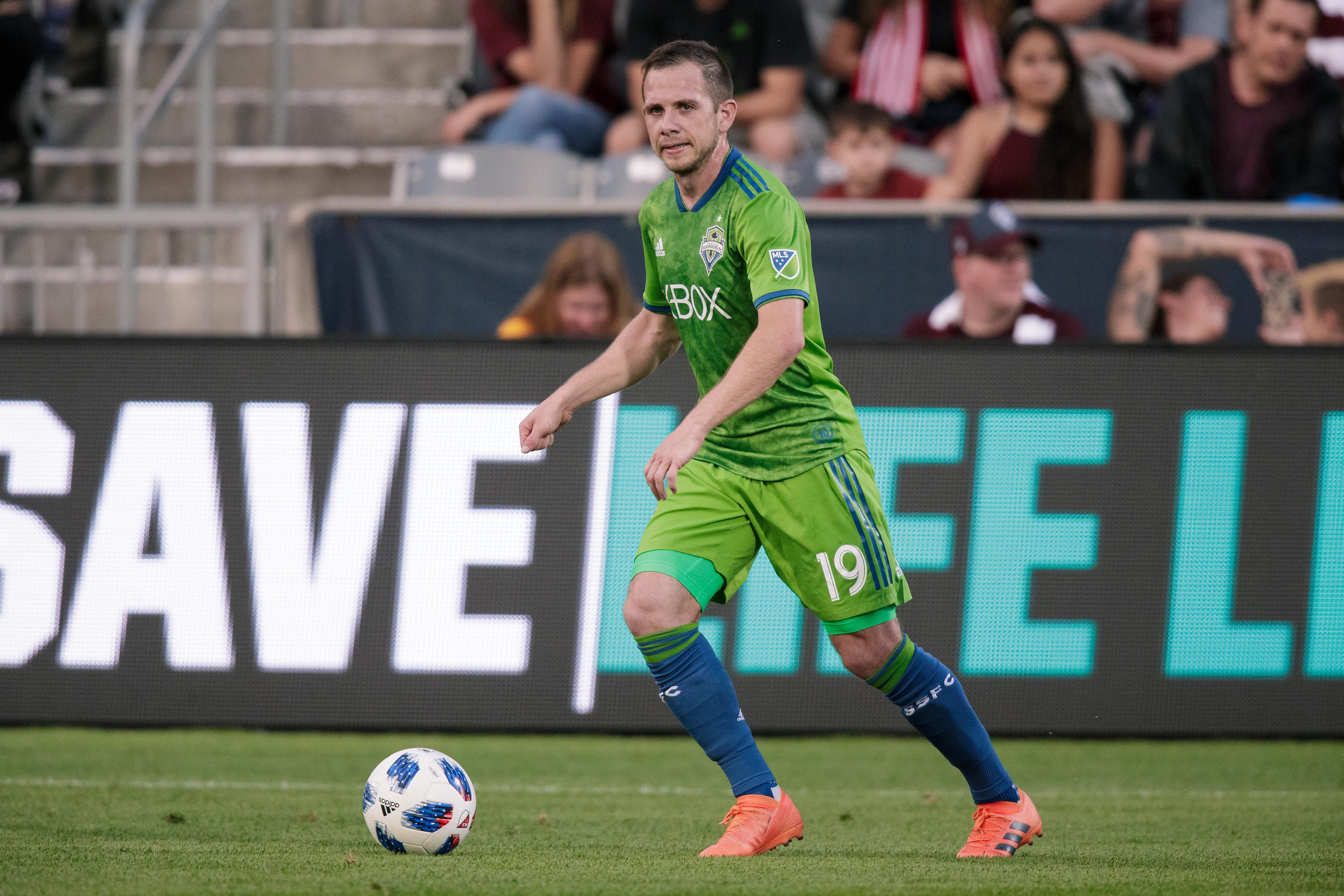 MLS: Seattle Sounders at Colorado Rapids