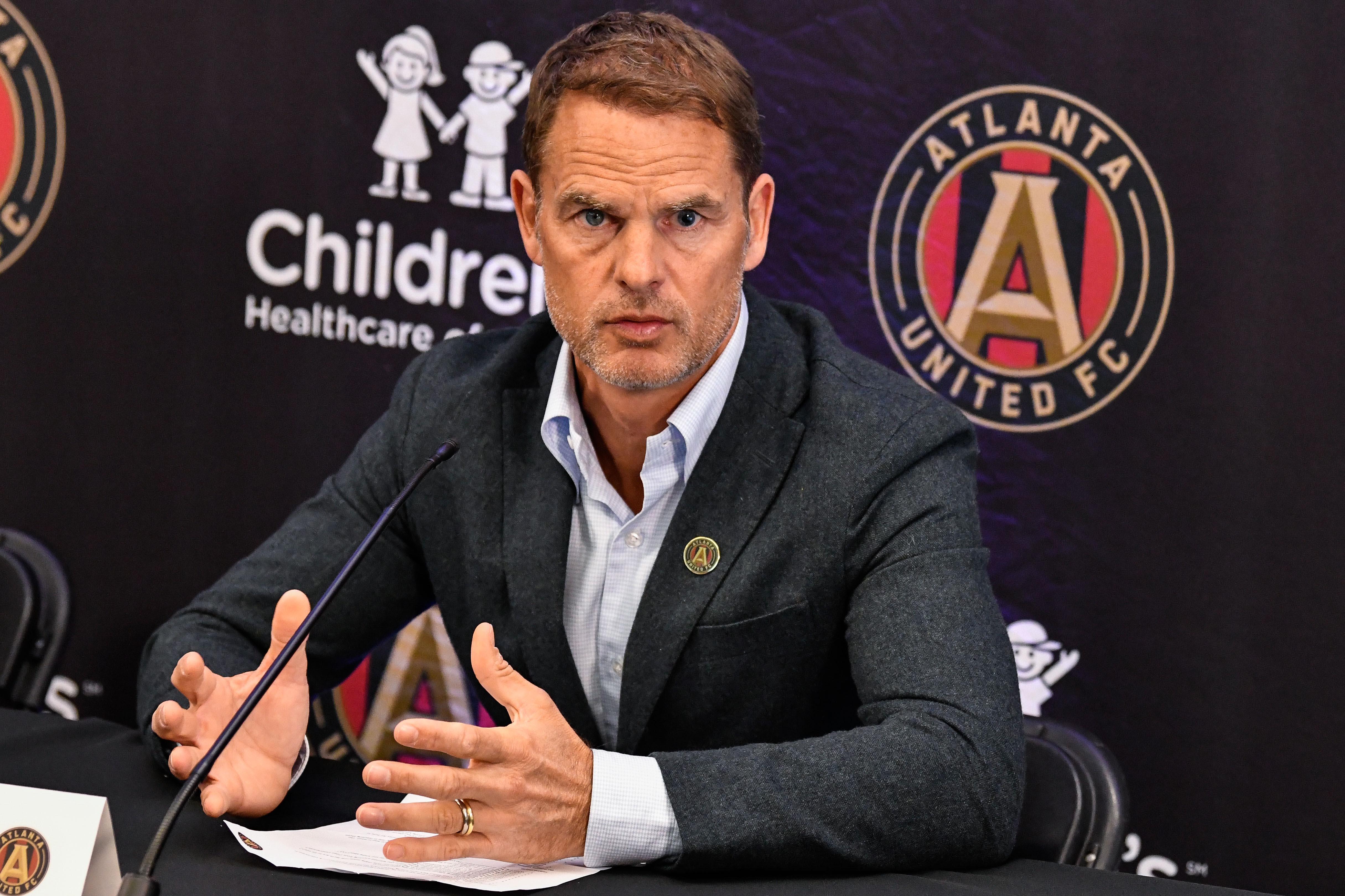 MLS: Atlanta United FC-Press Conference