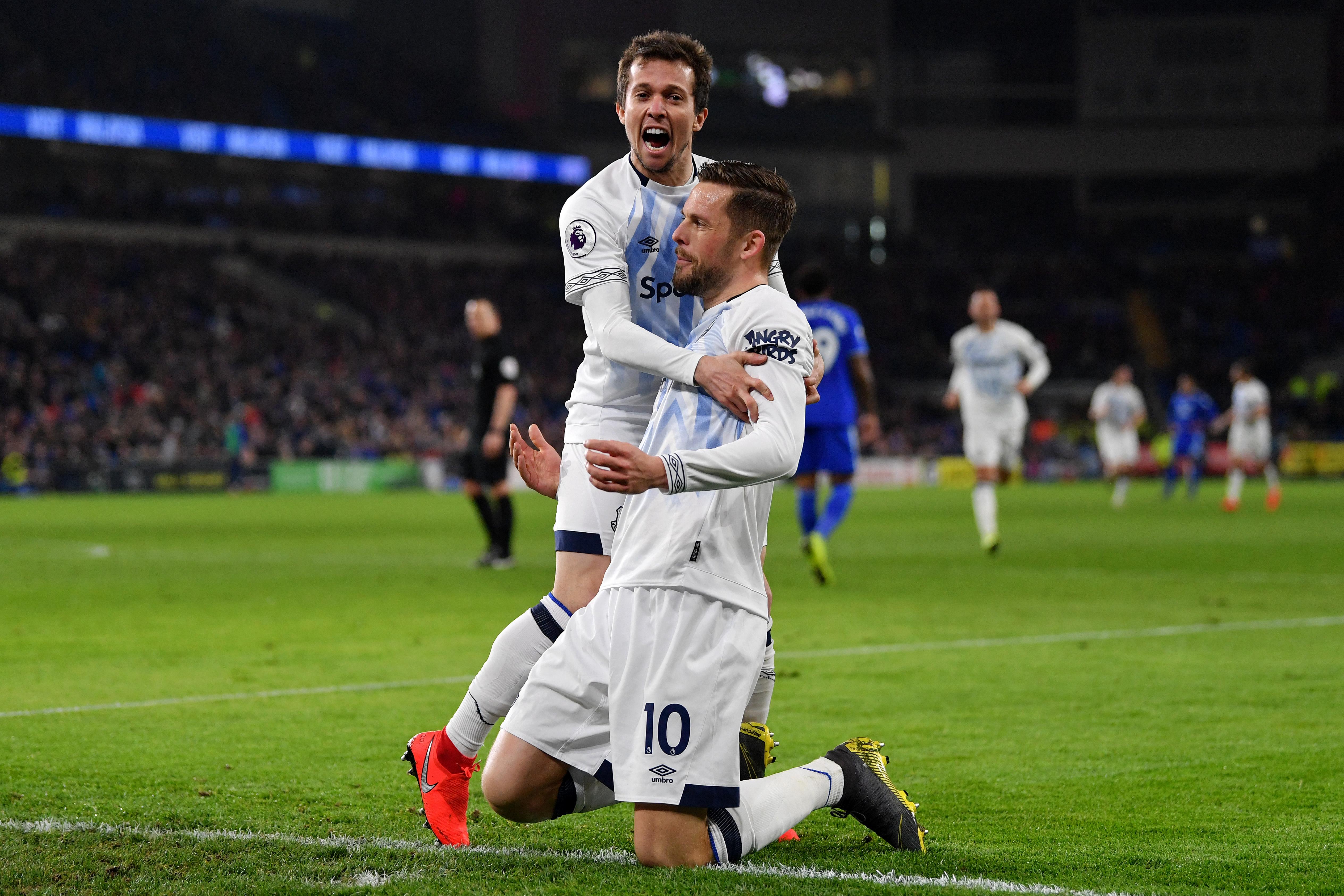 Cardiff City v Everton FC - Premier League