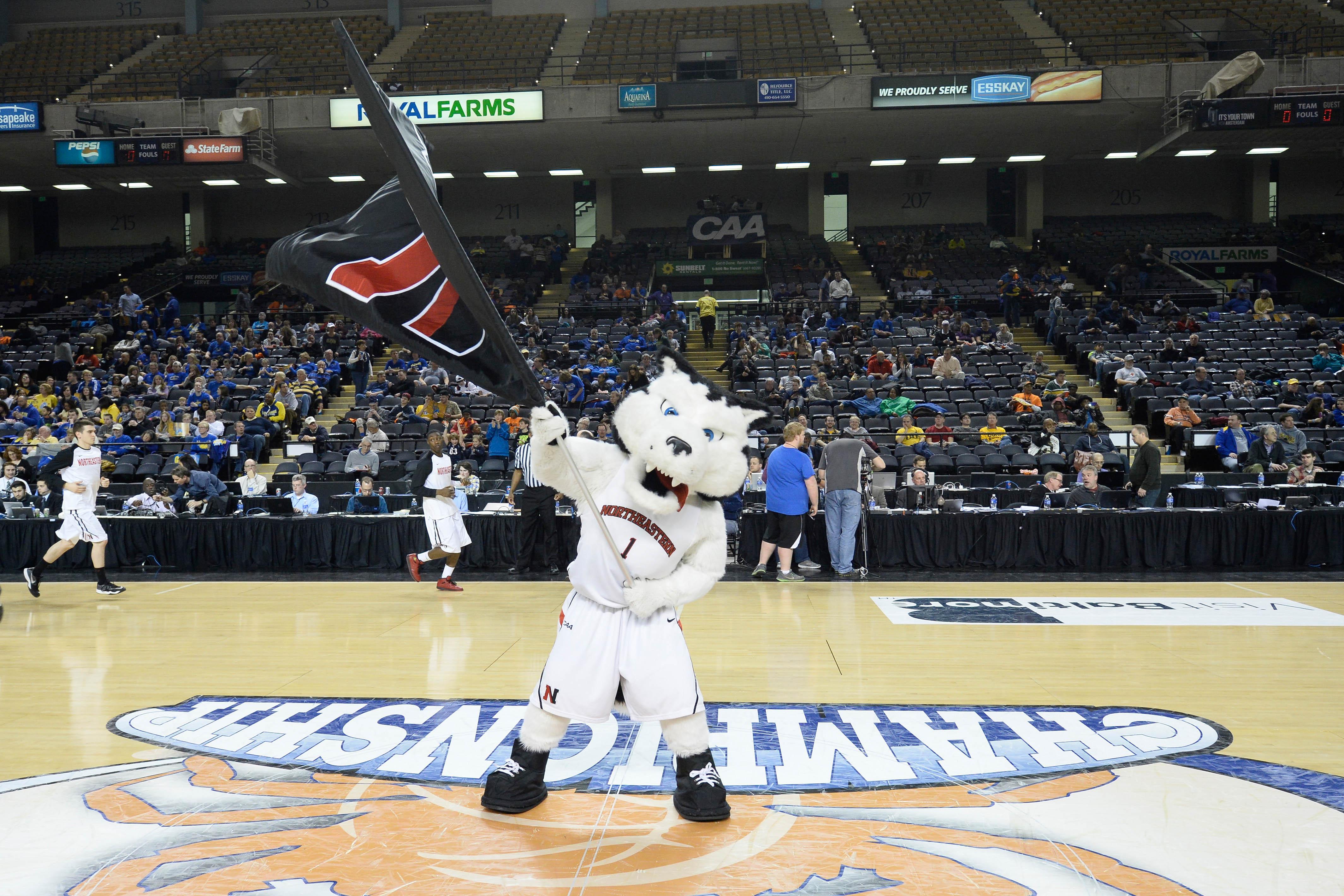 NCAA Basketball: Colonial Athletic Association Tournament-Delaware vs Northeastern
