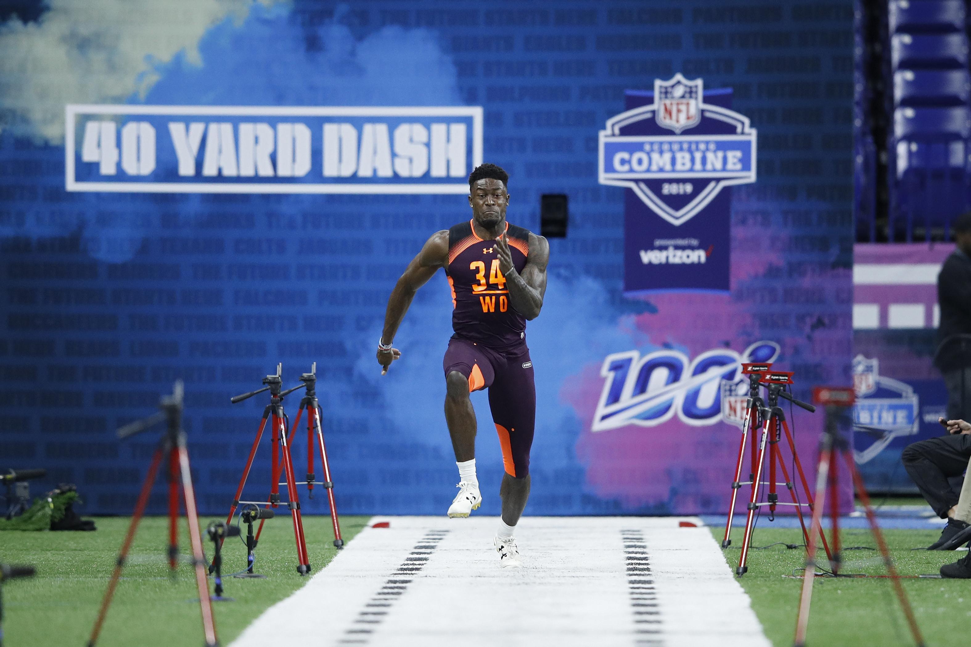 4 reasons DK Metcalf's NFL Combine performance was superhuman