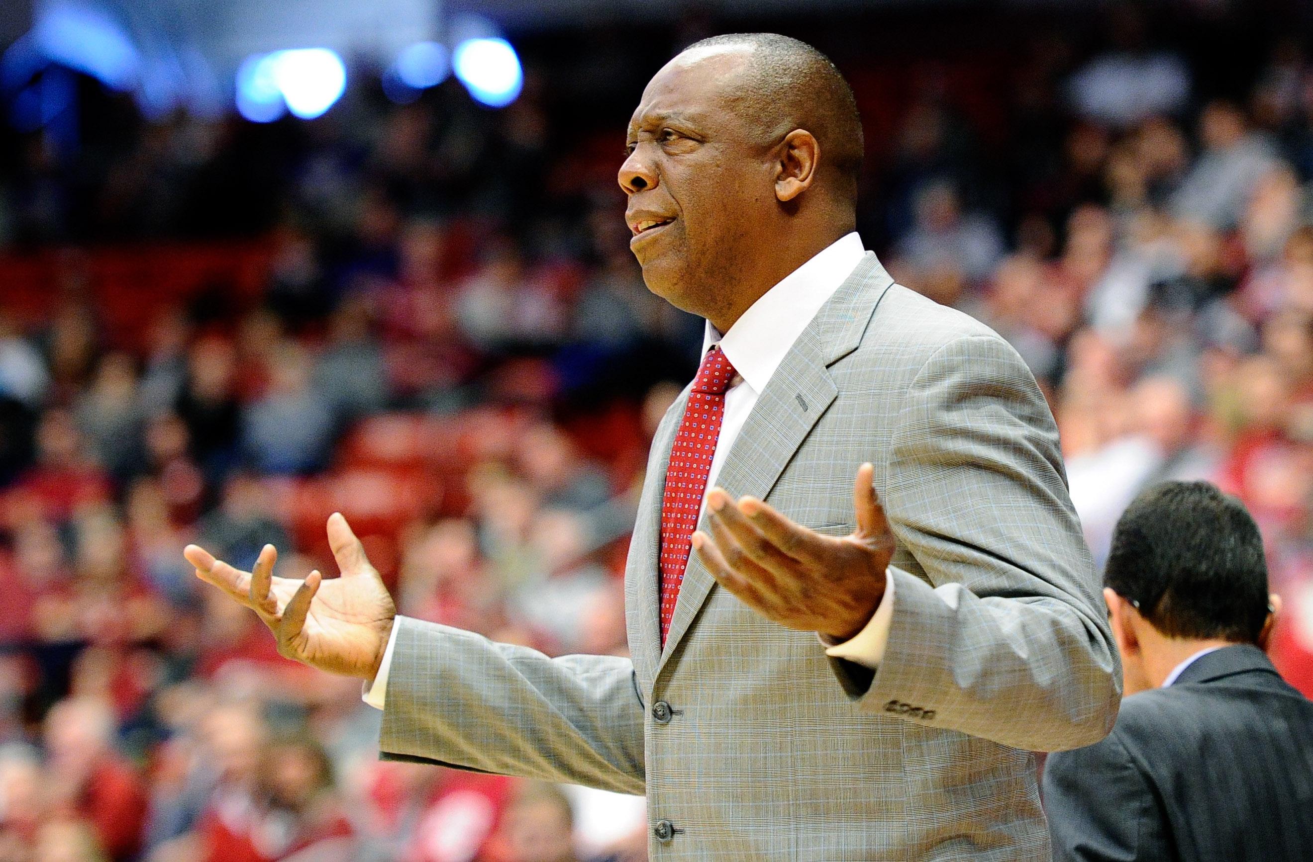 NCAA Basketball: Washington at Washington State