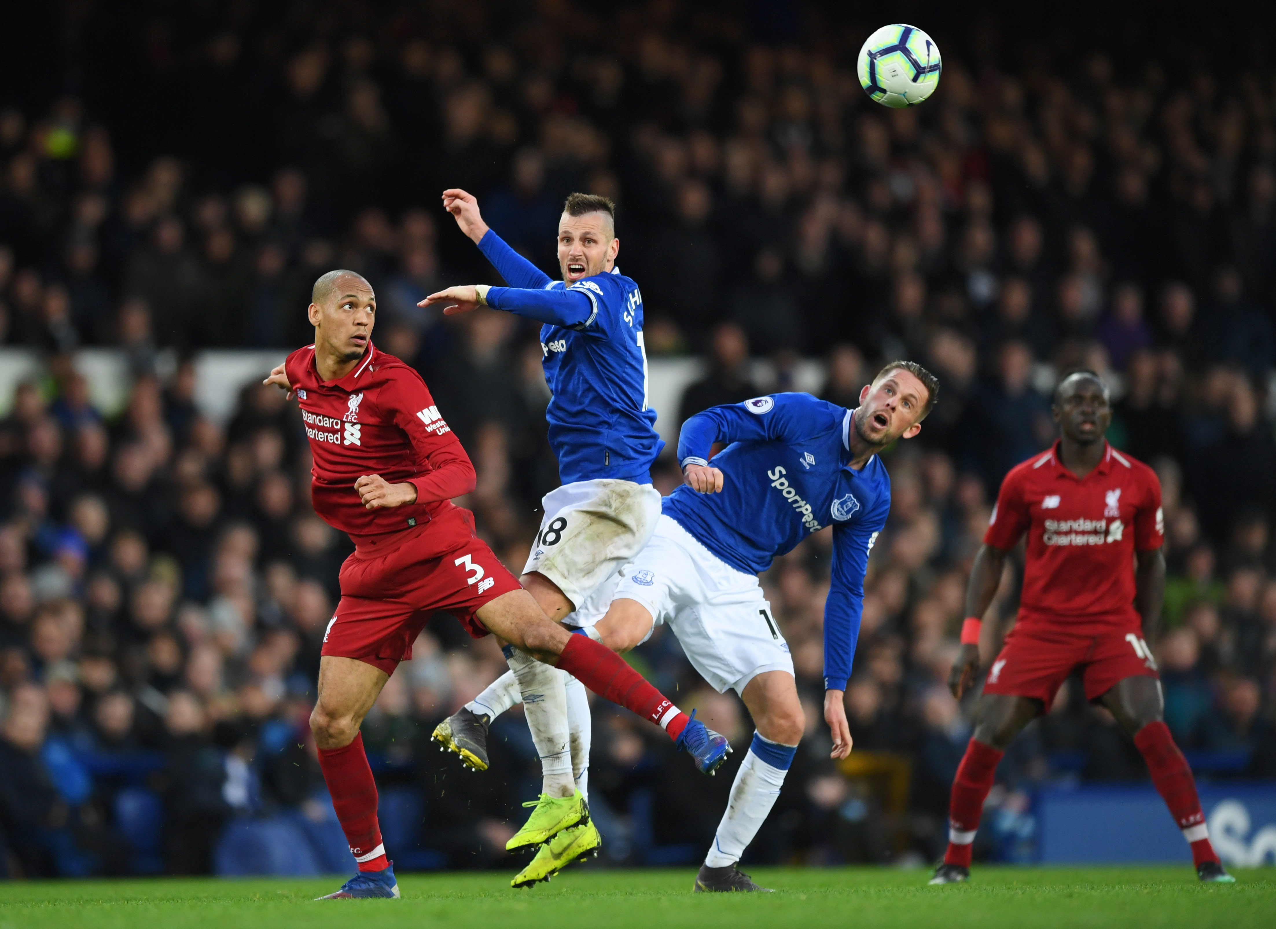 Everton 0, Liverpool 0: Man of the Match
