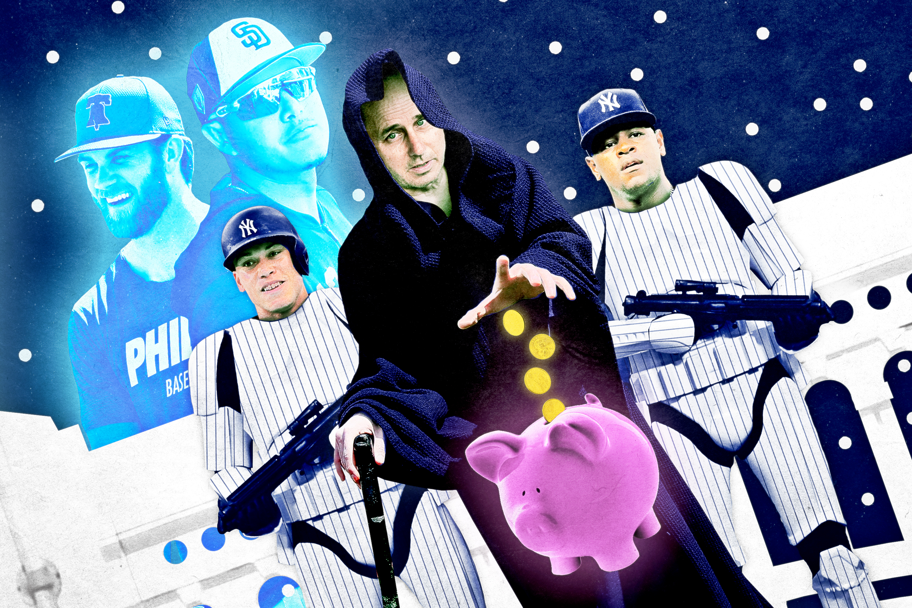 50cc9e8bca2 The Yankees Still Think They re a Death Star. But They re Not Acting Like  One.