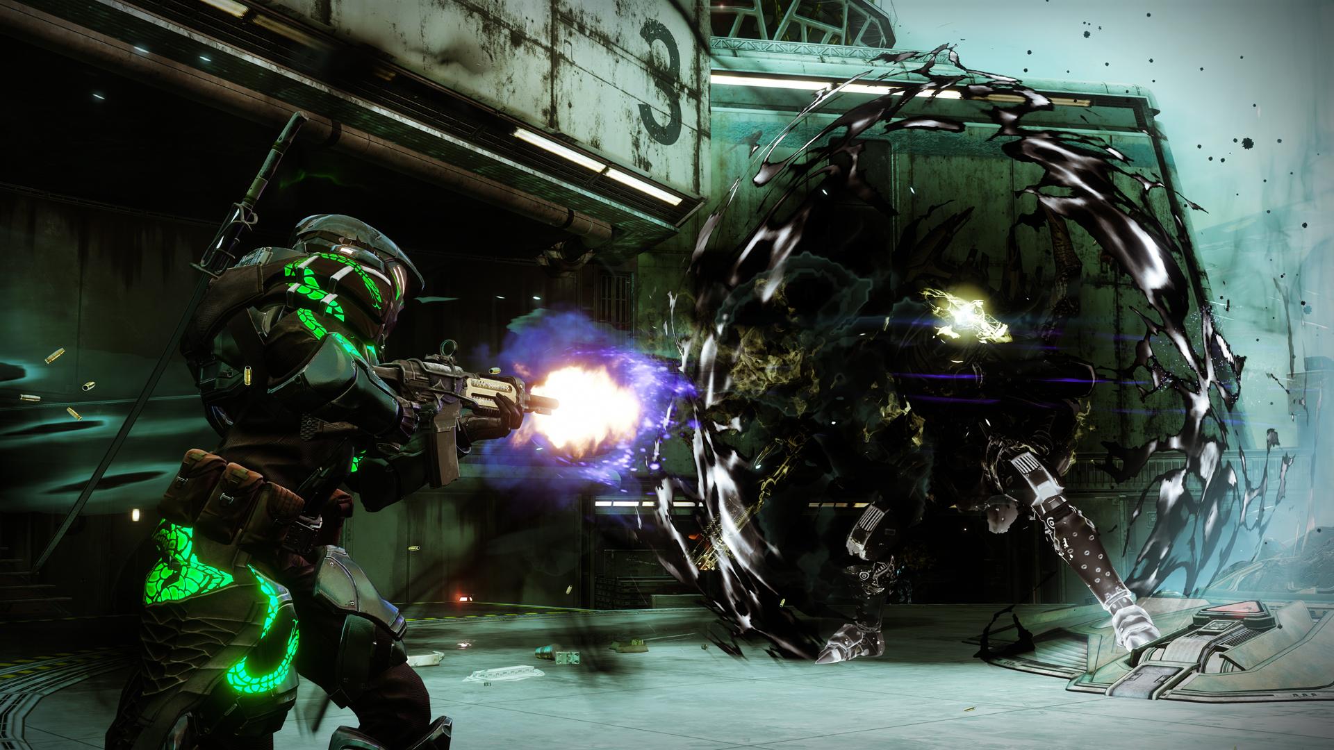 Destiny 2: Gambit Prime trailer - List of armor perks - Polygon