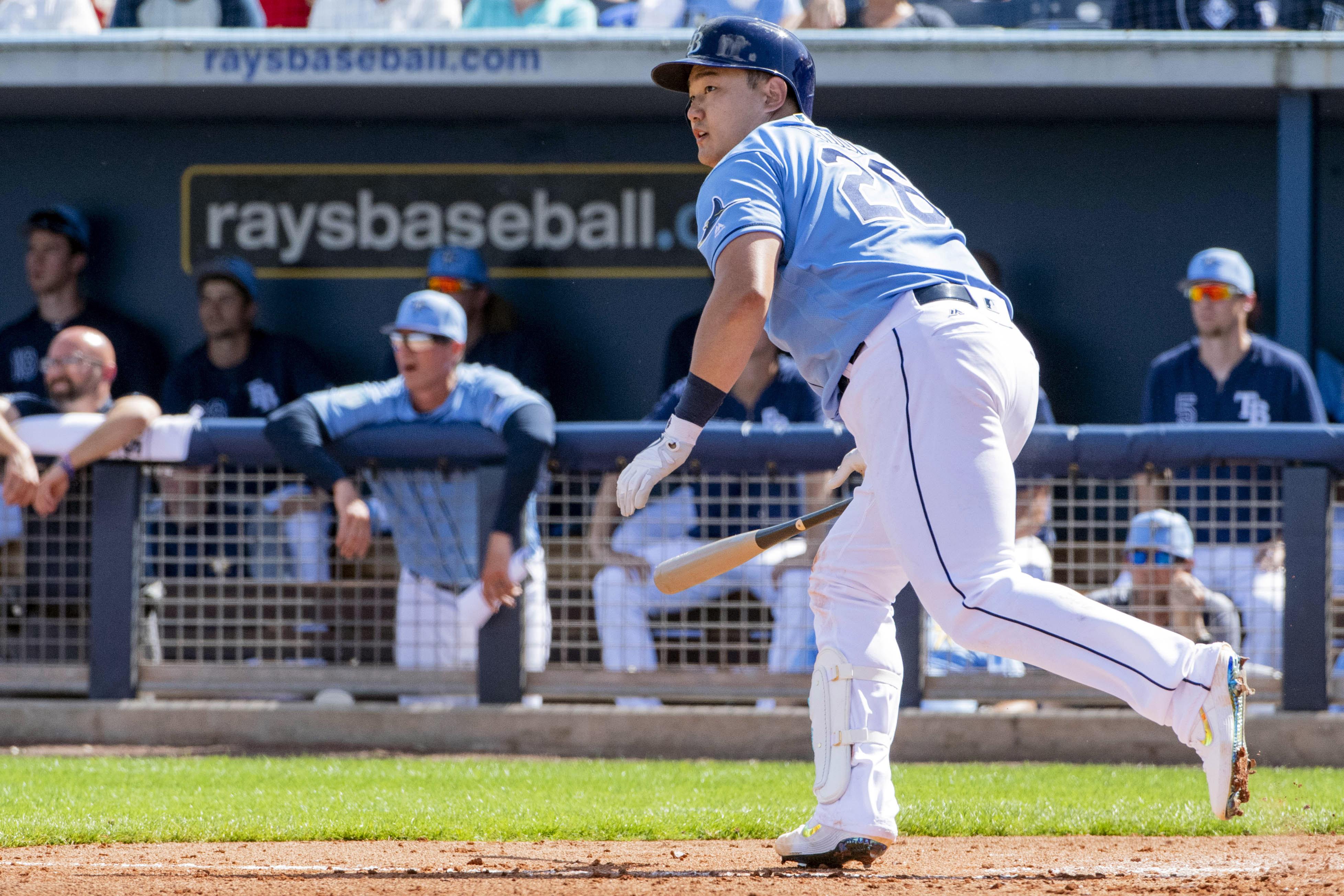 MLB: Spring Training-Philadelphia Phillies at Tampa Bay Rays