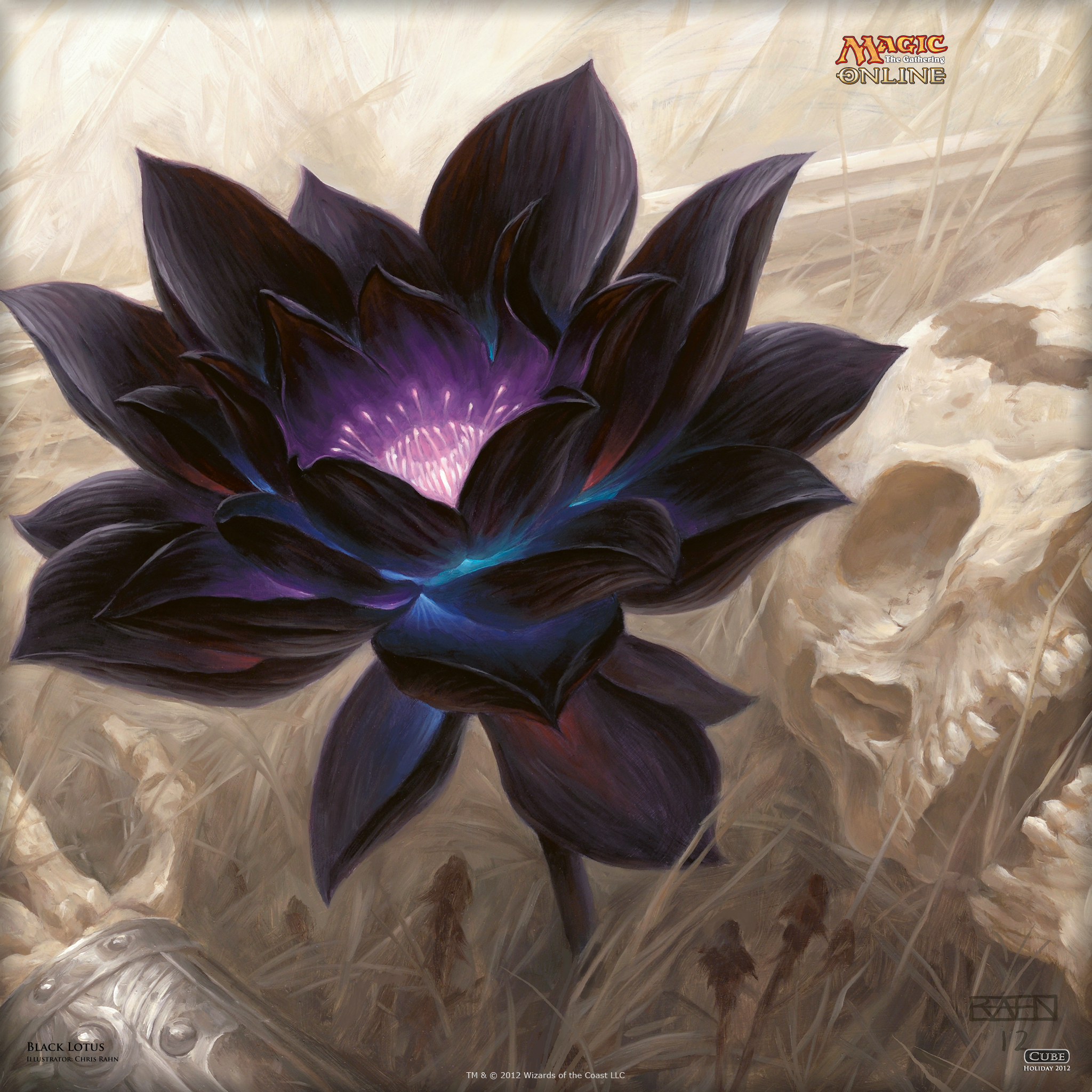 Magic: The Gathering's Black Lotus sells for $166K at auction, doubling its value