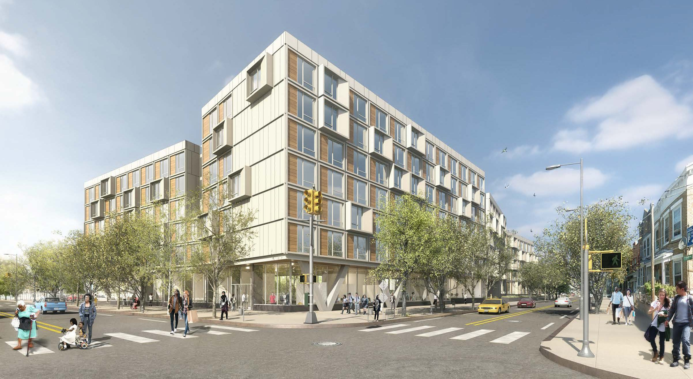 Nyc To Use Modular Construction For Affordable Apartments In Brooklyn