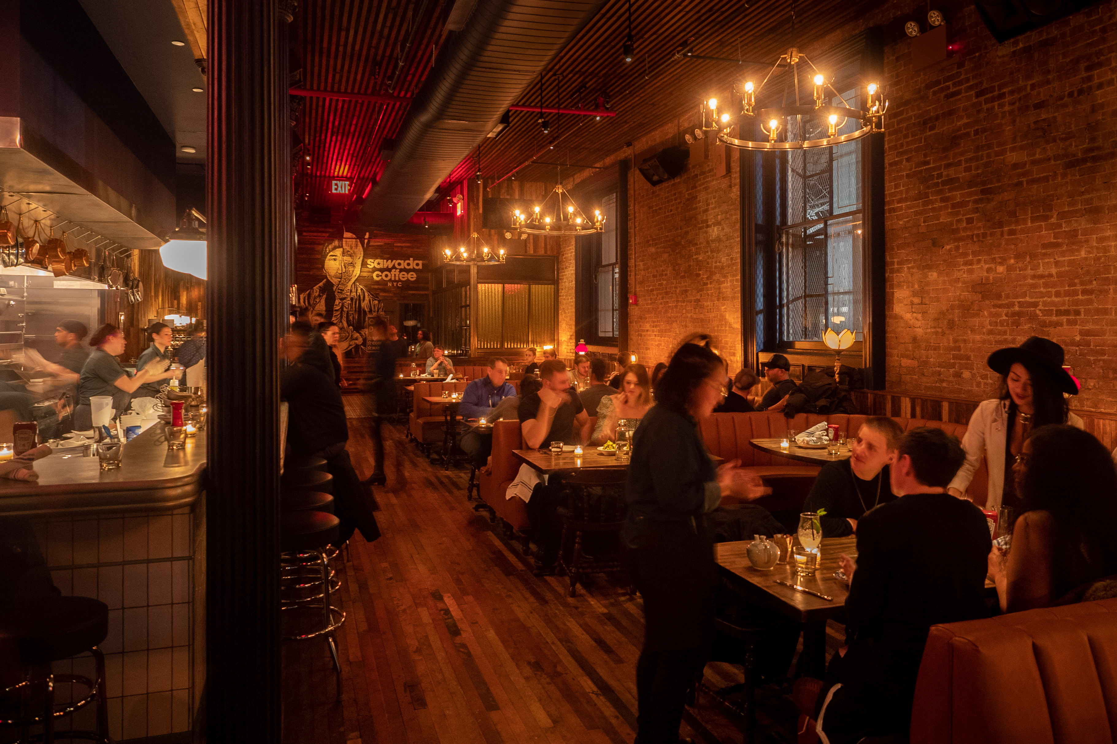 Au Cheval in NYC
