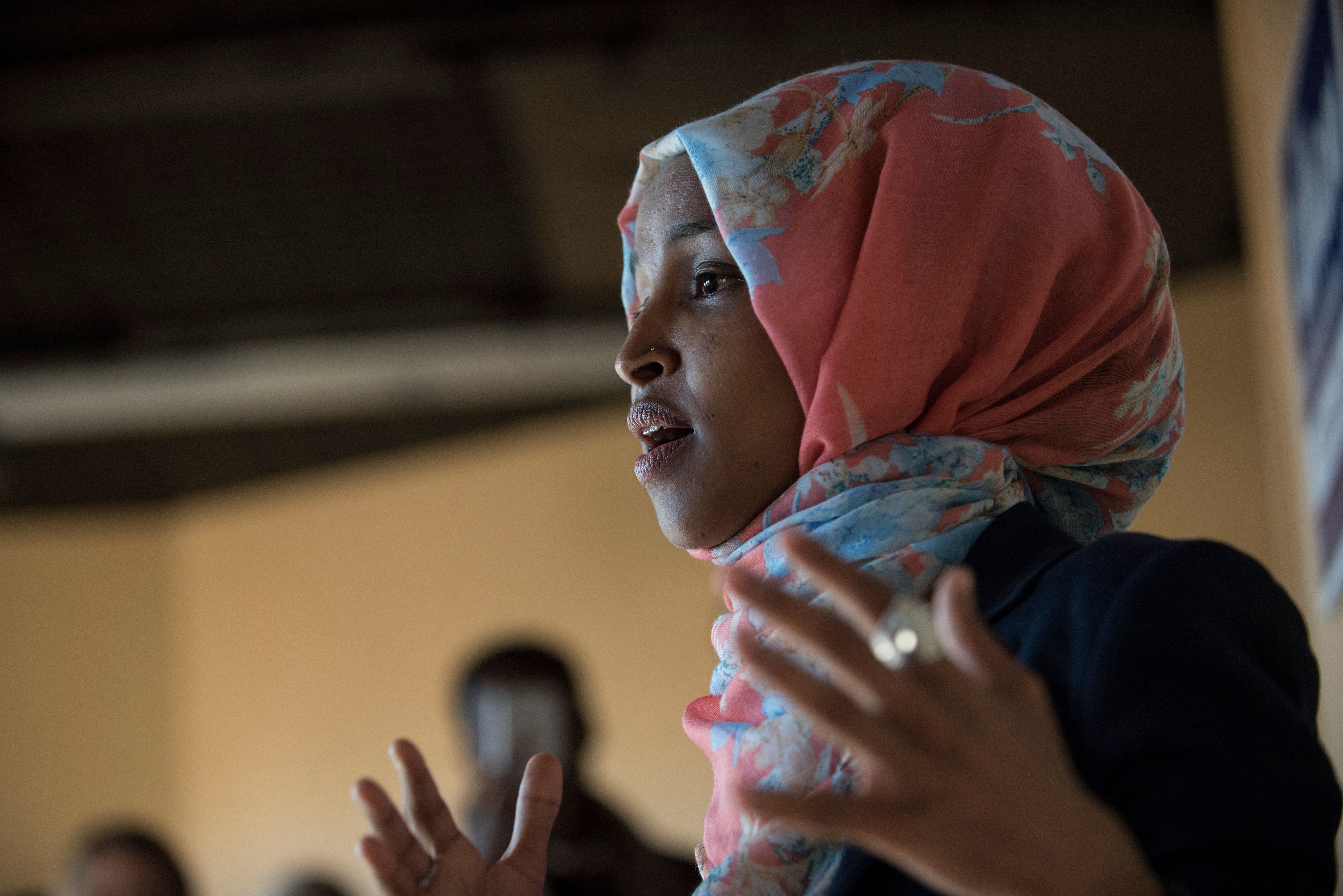 The Ilhan Omar anti-Semitism controversy, explained