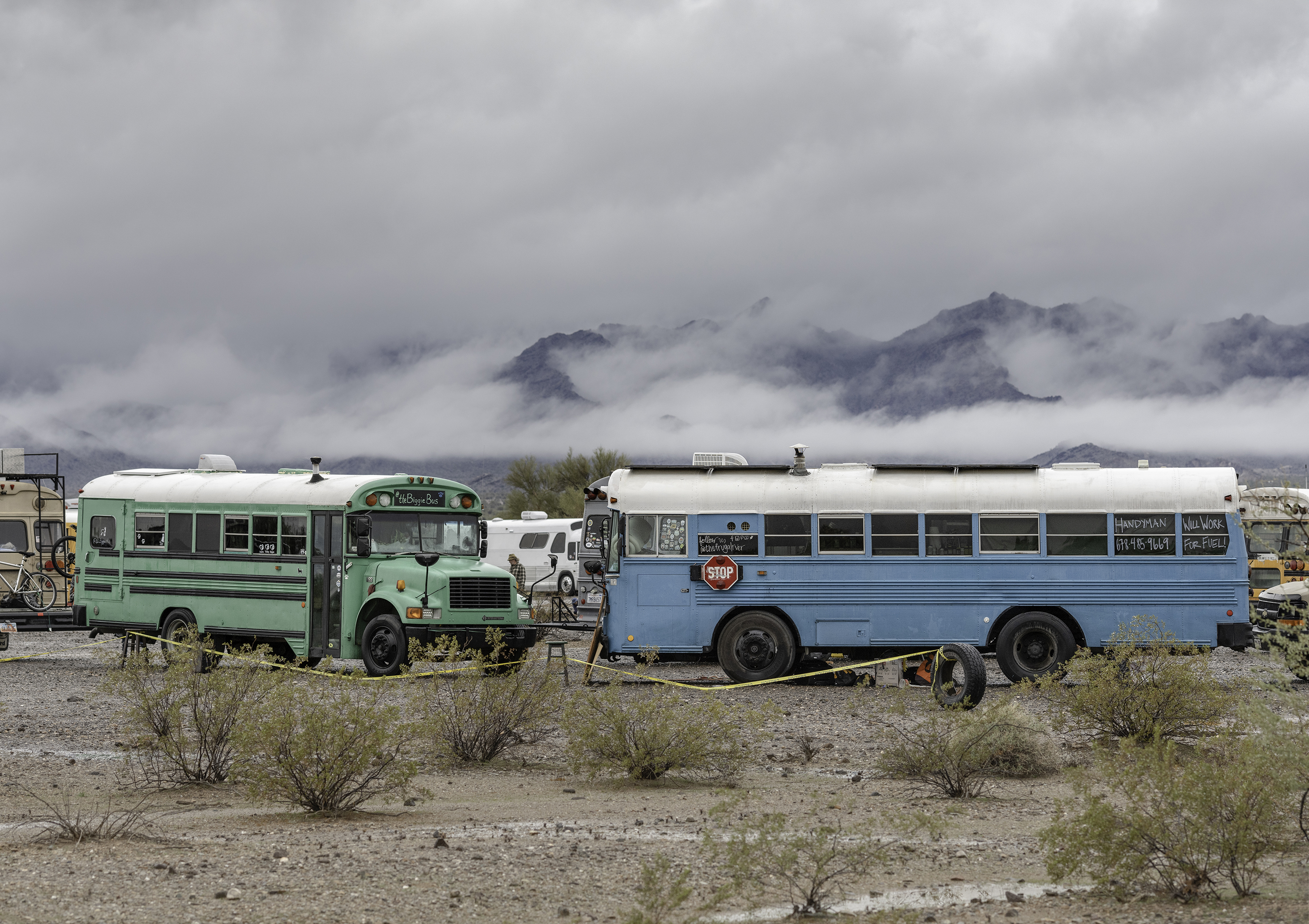 b9c30d2941 School bus conversion  Stories from life on the road - Curbed