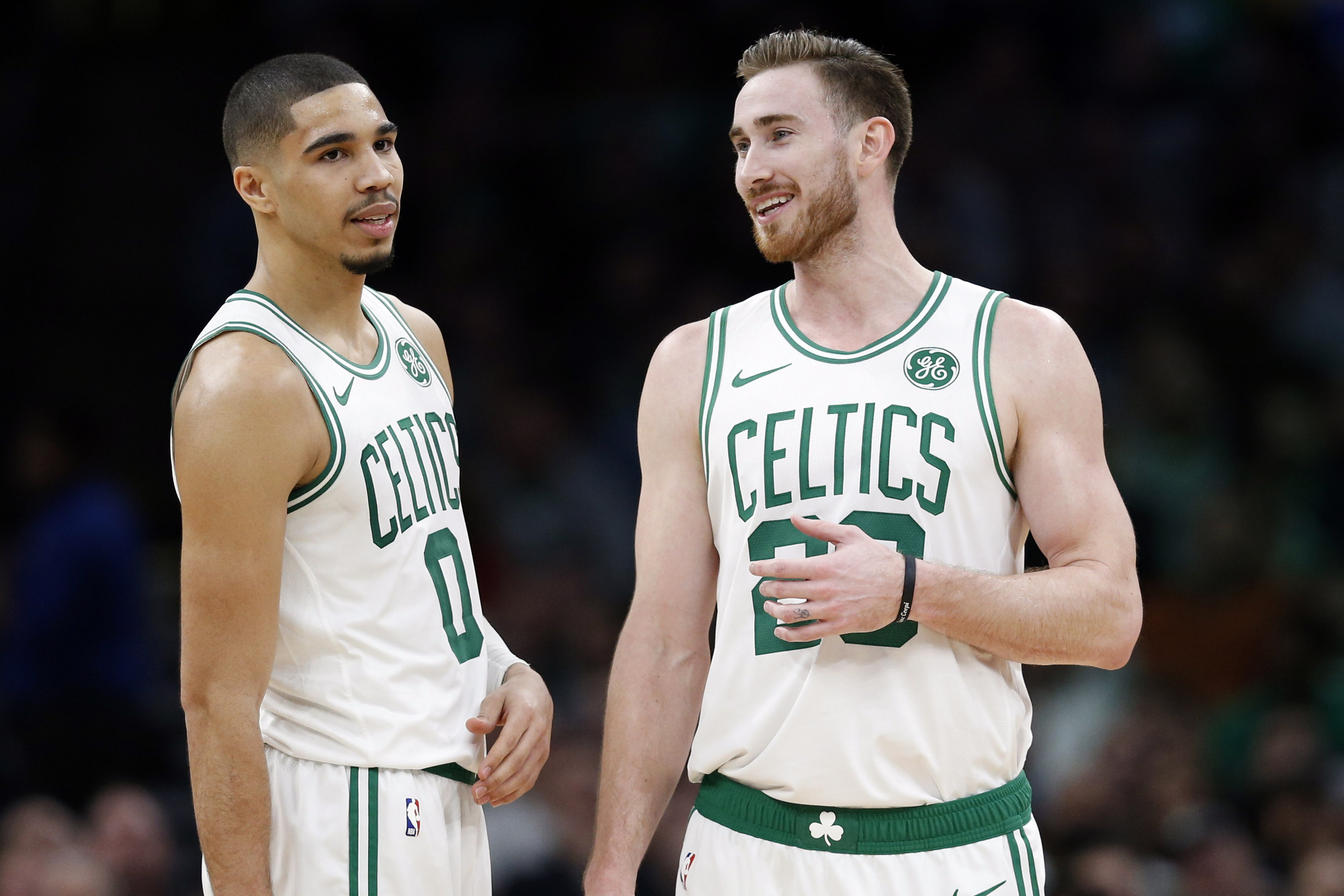 When Gordon Hayward plays like a star, the Celtics ARE as good as we thought