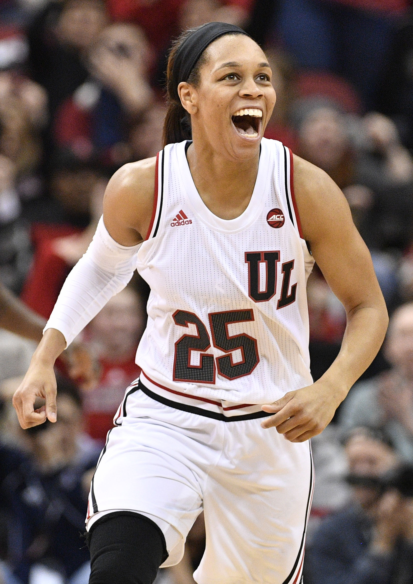NCAA Womens Basketball: Connecticut at Louisville