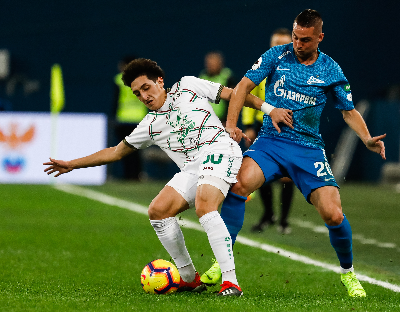 FC Zenit Saint Petersburg vs FC Rubin Kazan - Russian Premier League