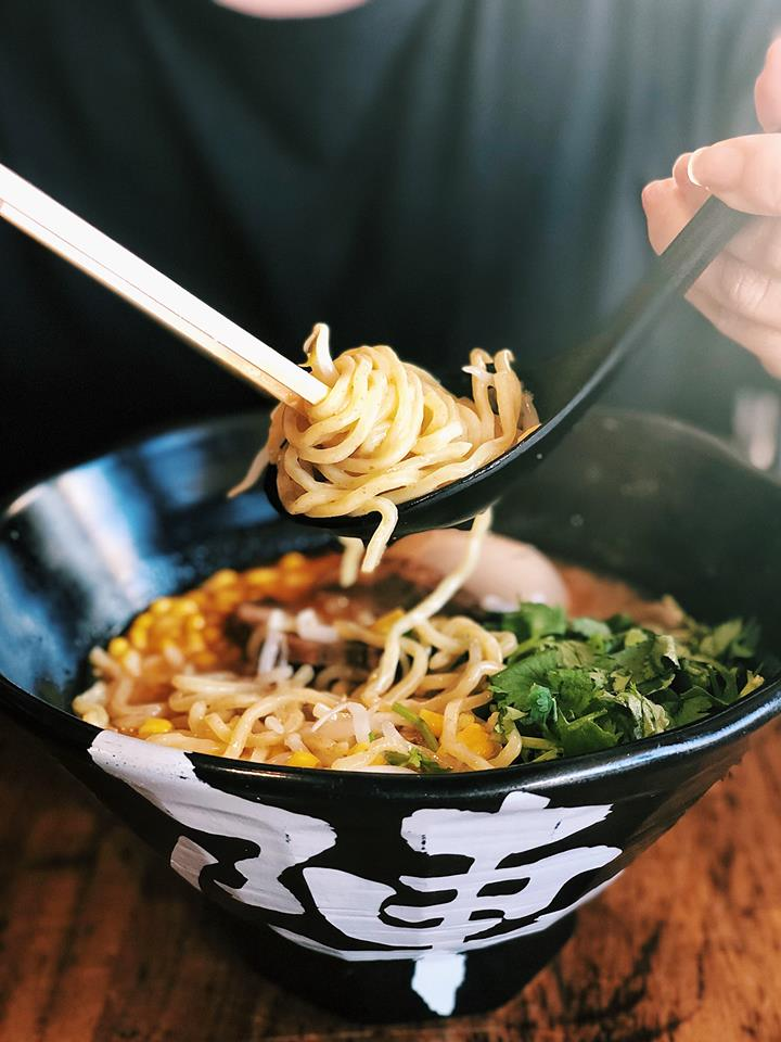 A Ramen Chain With Infinite Bowl Combinations Debuts in Victory Park This Month