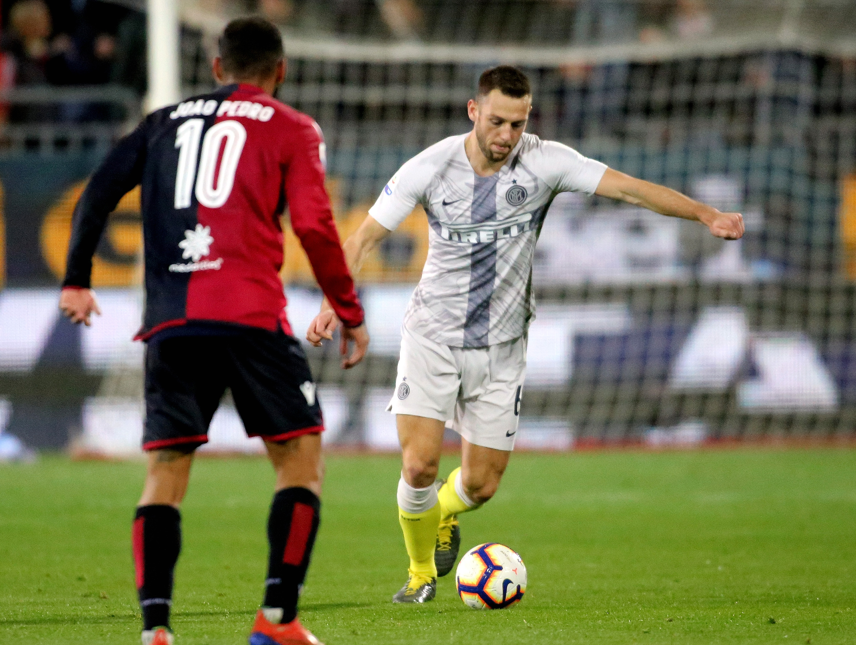 Cagliari v FC Internazionale - Serie A