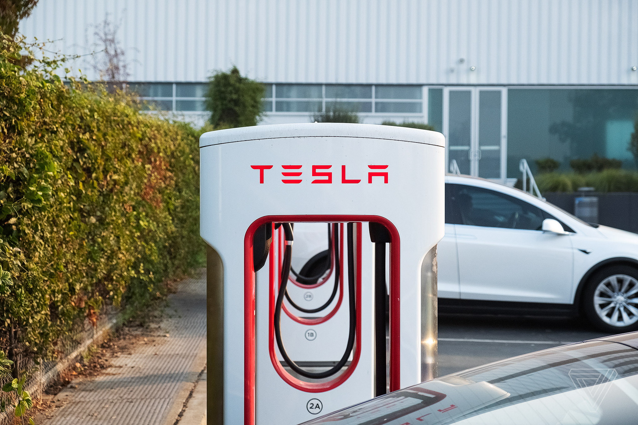 Tesla launches faster third generation Supercharger - The Verge