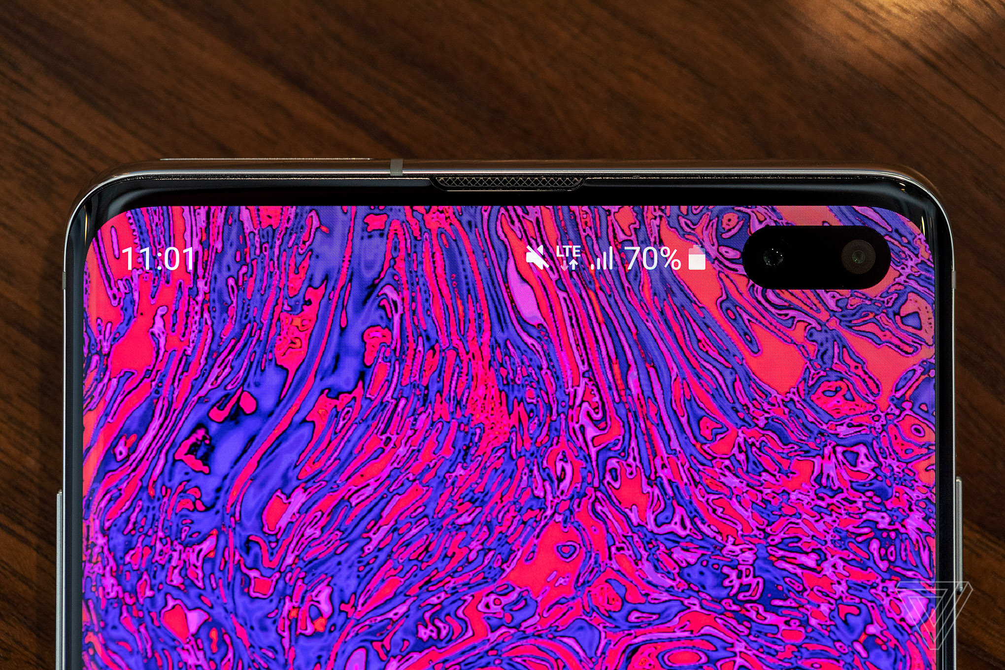 The Best Part Of The Galaxy S10s Hole Punch Is The Potential For