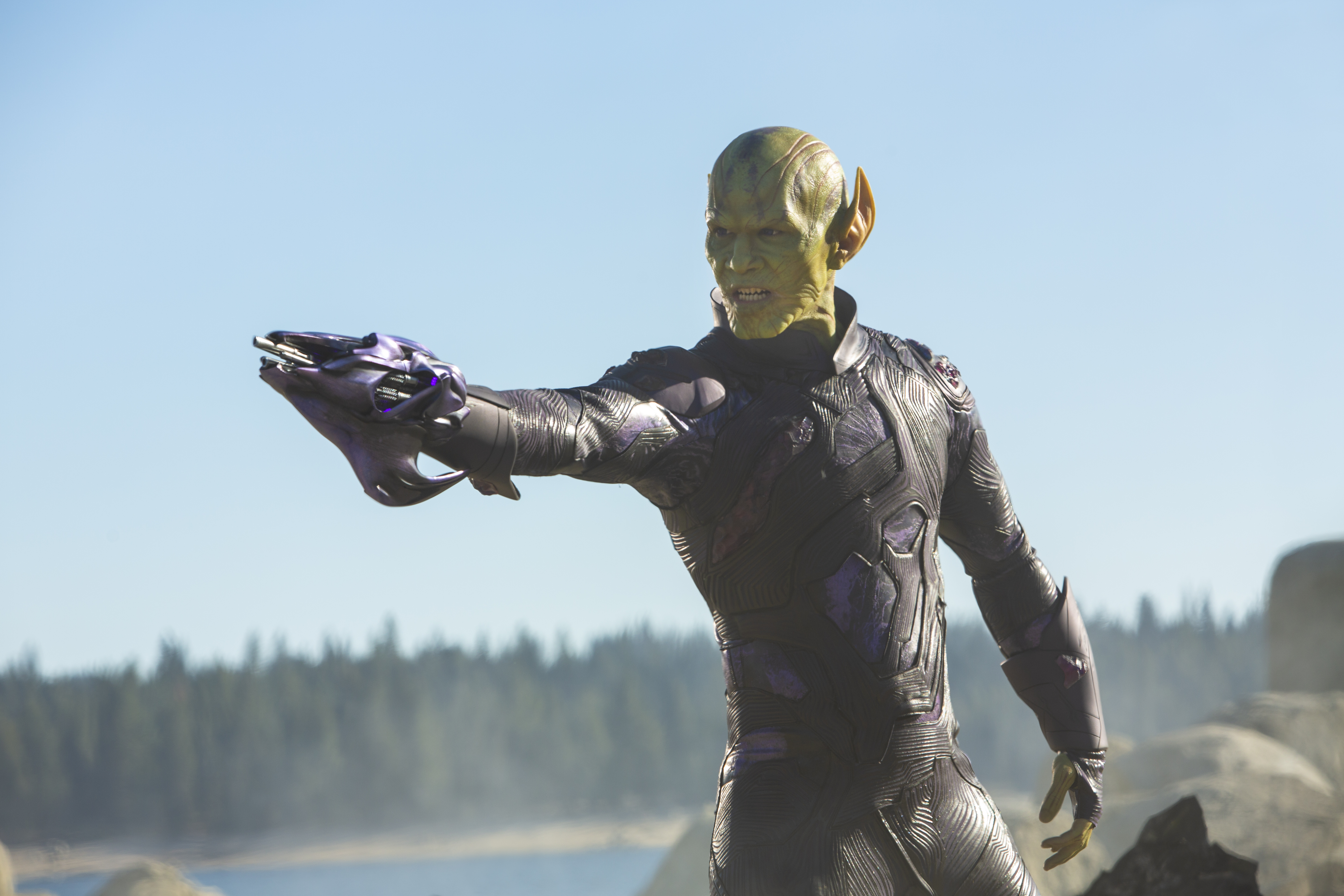 Captain Marvel is all about the Kree-Skrull War — here's how