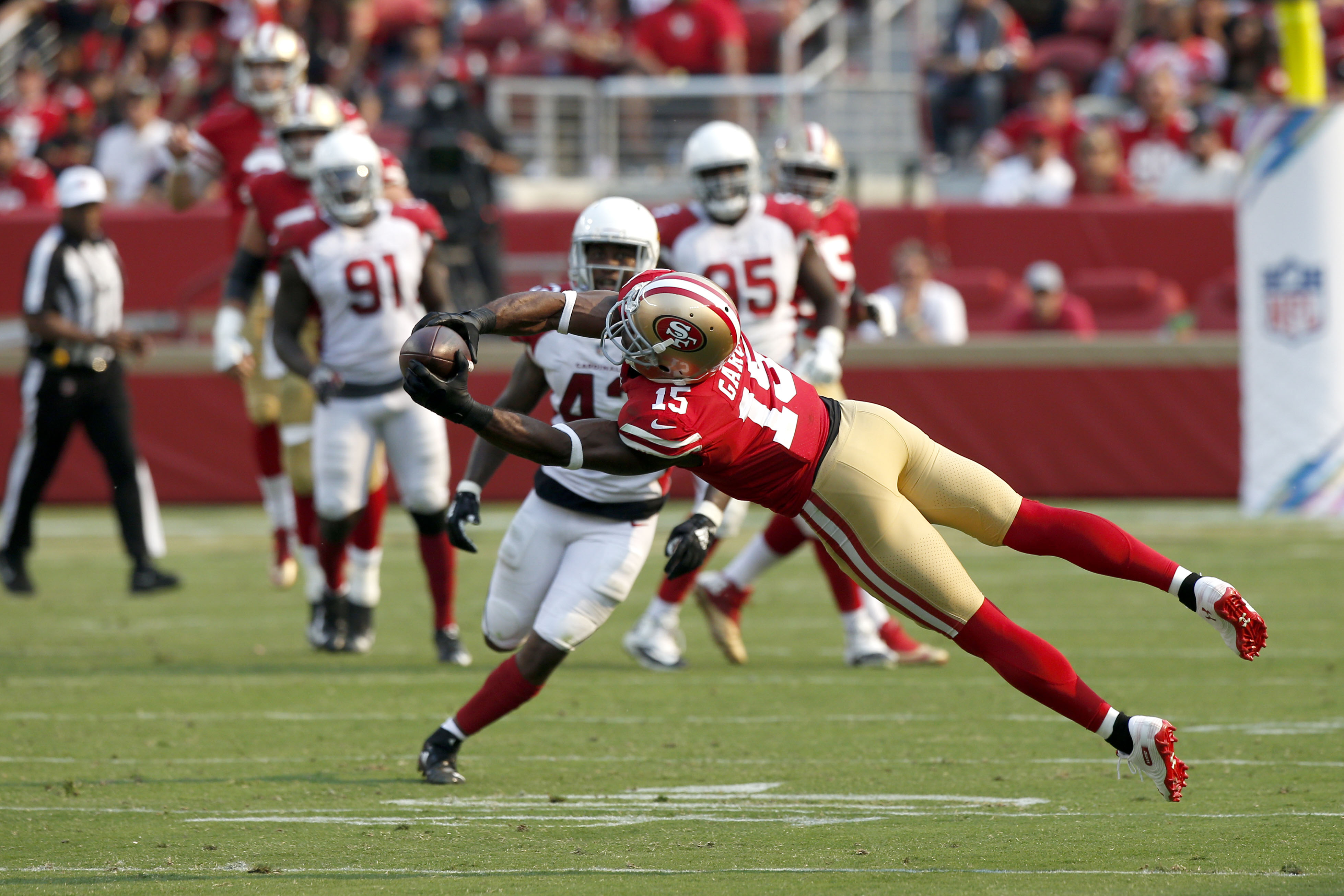 NFL: Arizona Cardinals at San Francisco 49ers