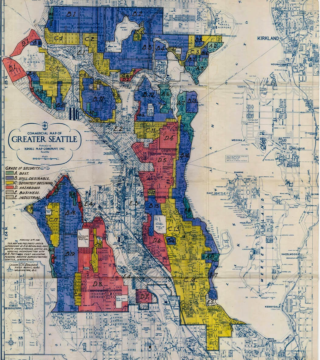 Seattle Homes Neighborhoods Architecture And Real Estate Curbed