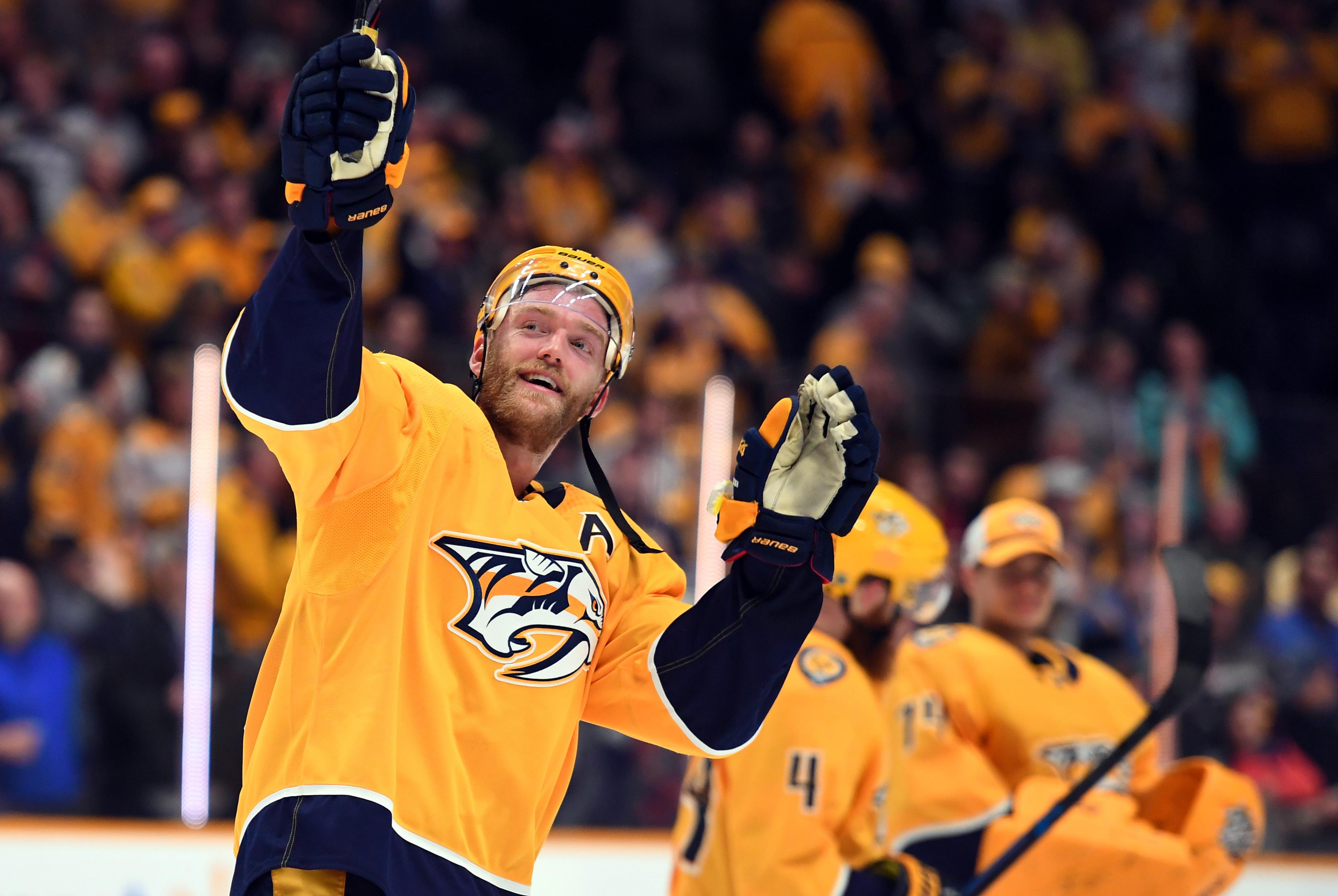 NHL: Los Angeles Kings at Nashville Predators