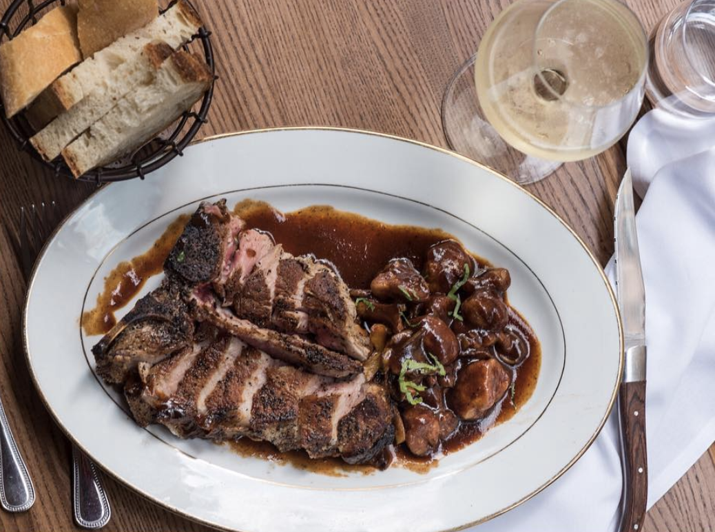 Meaty West Village French Brasserie Eyes New Upper West Side Outpost